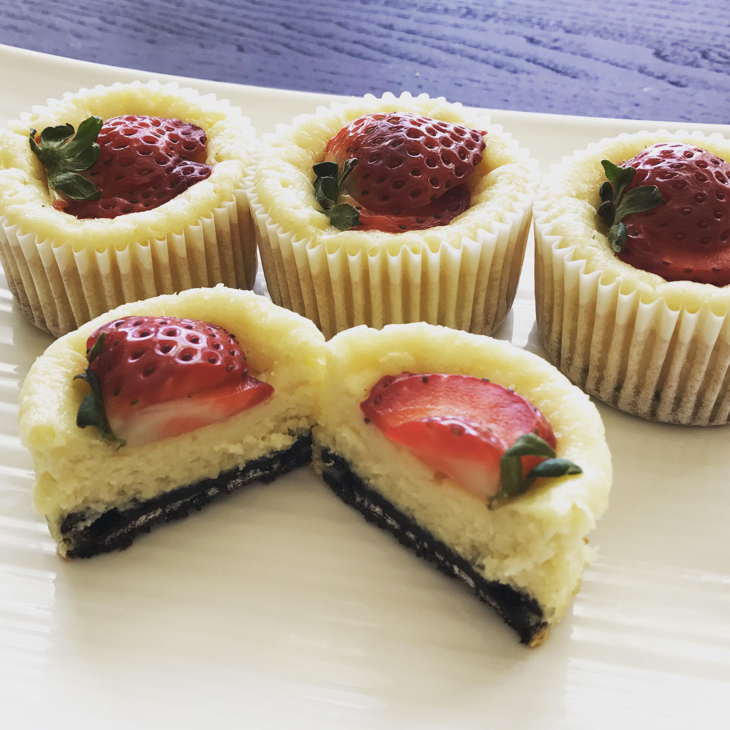 OREO Mini PHILLY Cheesecakes eunice