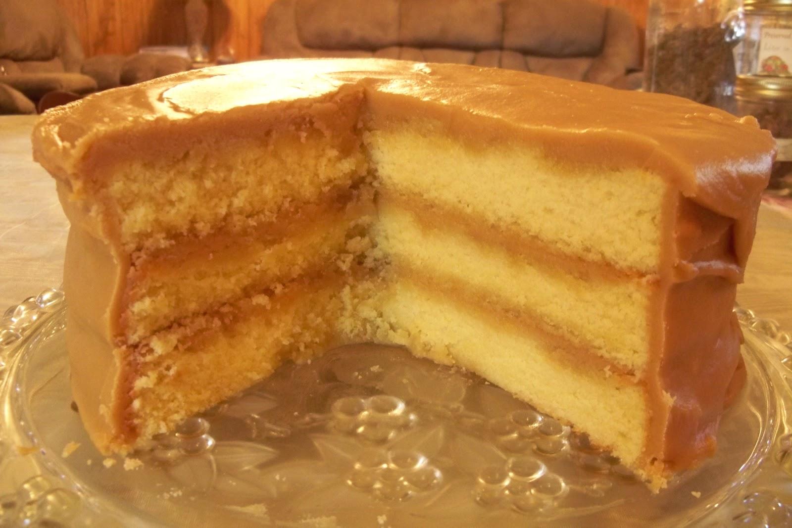 Caramel Cake dcarrier1021