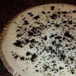 Marshmallow Chocolate Chip Pie Nancy