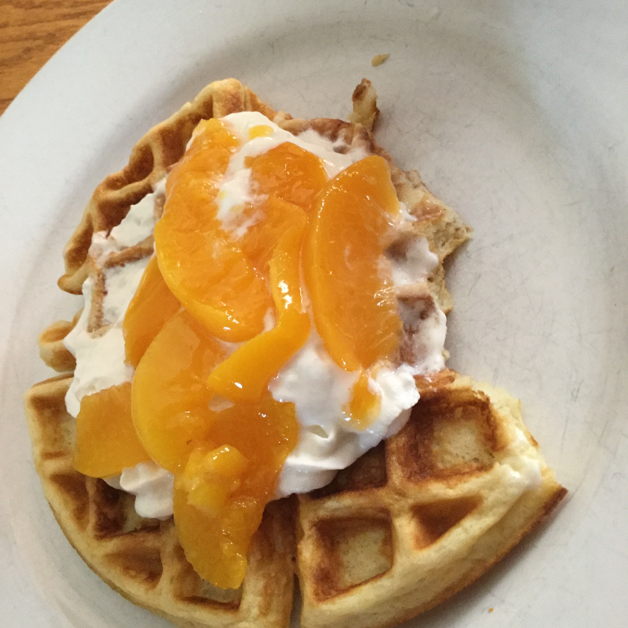 Tender and Easy Buttermilk Waffles Chef Paul