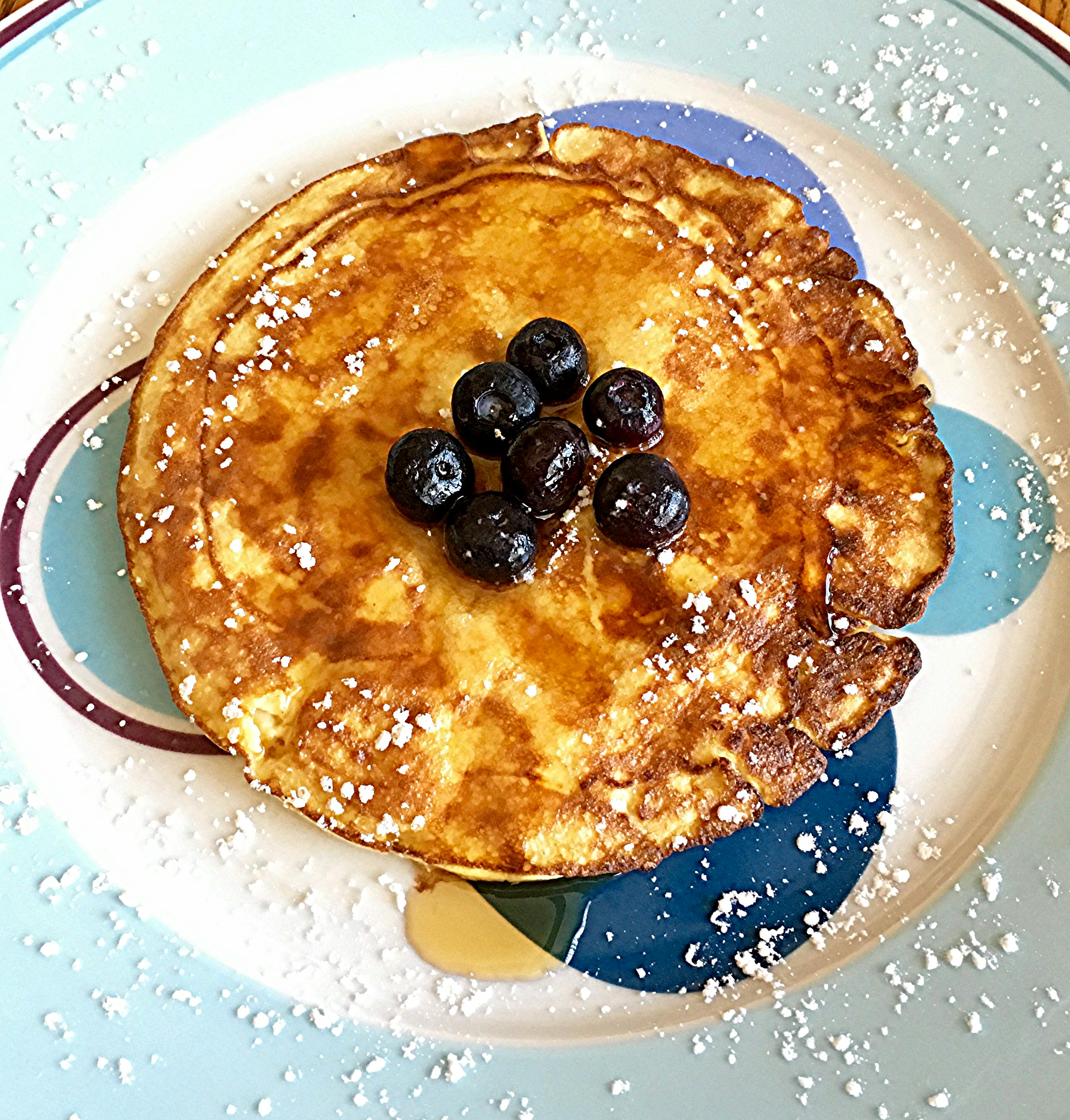 Low-Carb Pancakes or Crepes Larissa McDowell