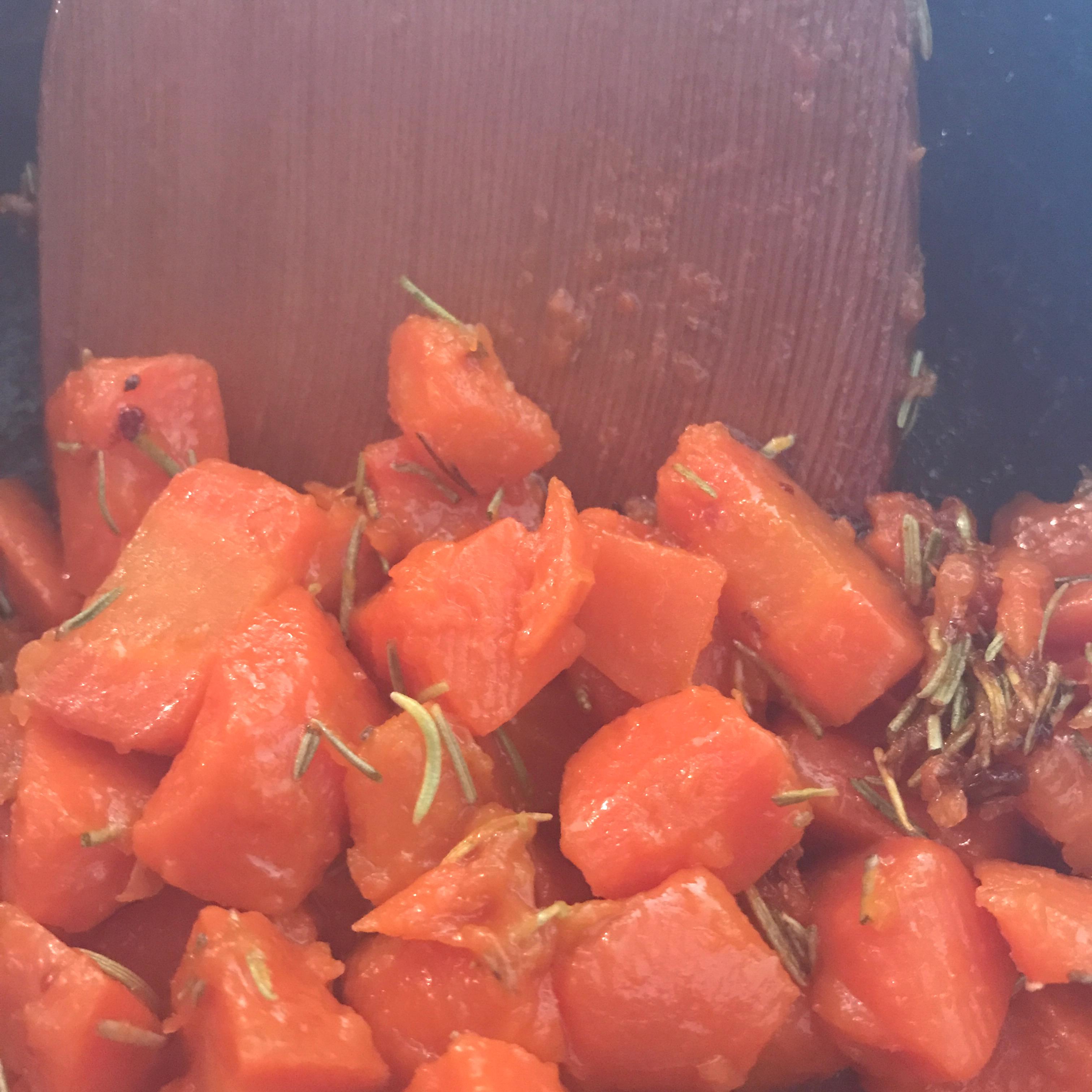 Honey Rosemary Carrots Marc Johnston