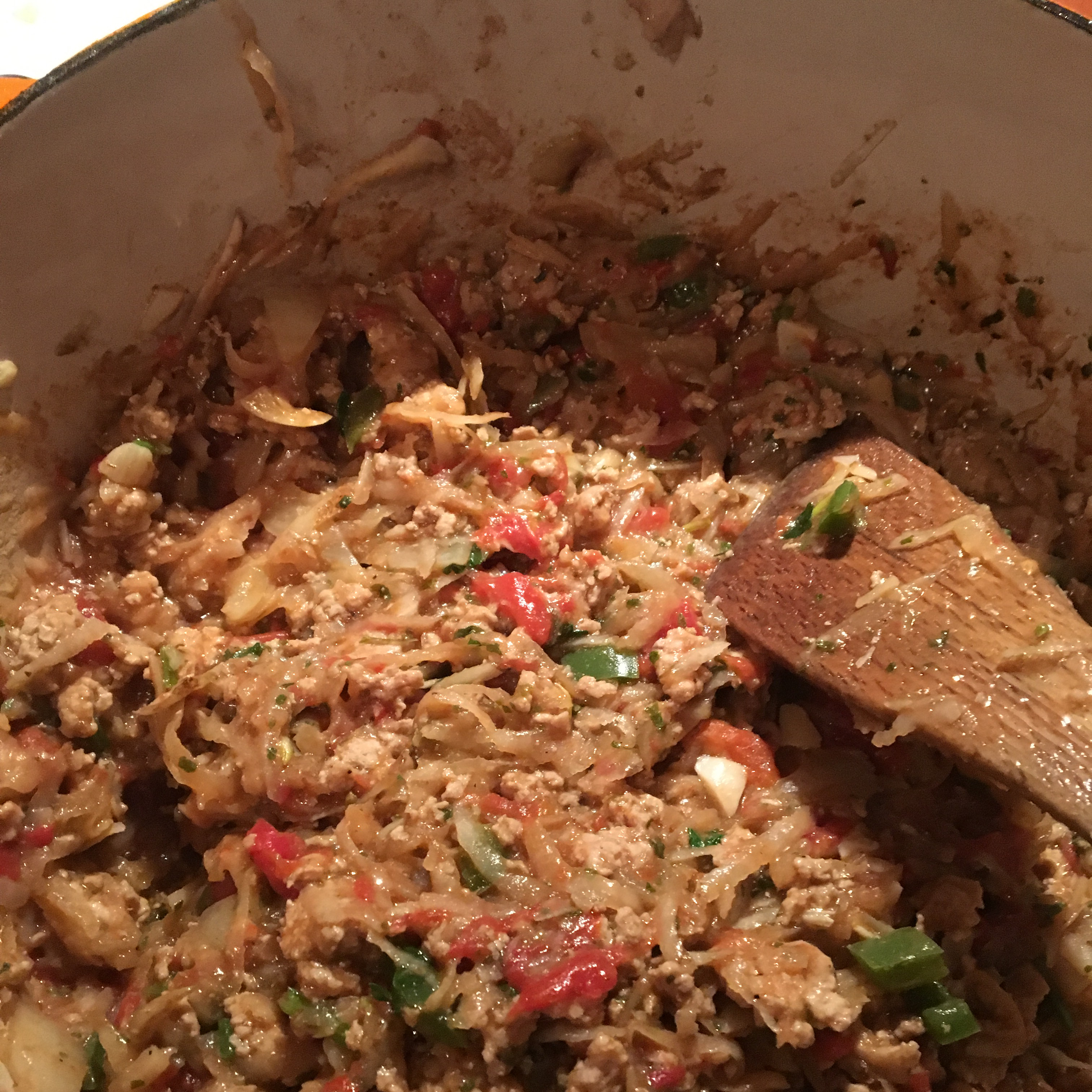 Peruvian Meat and Rice Phil Coyne