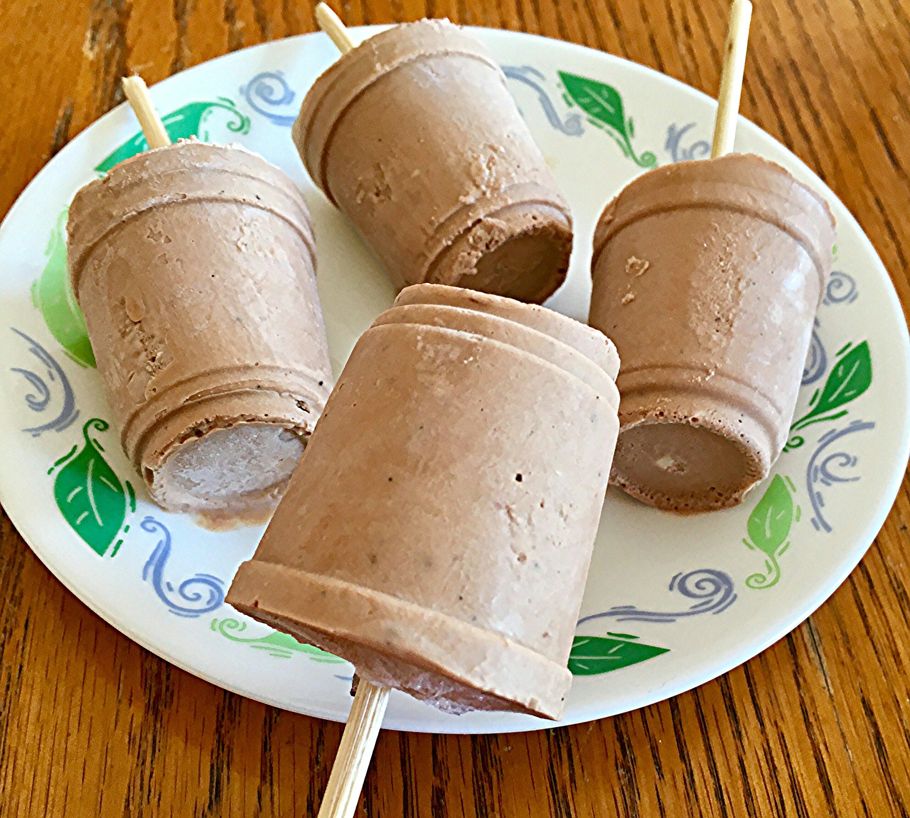 Tiramisu Ice Pops Yoly