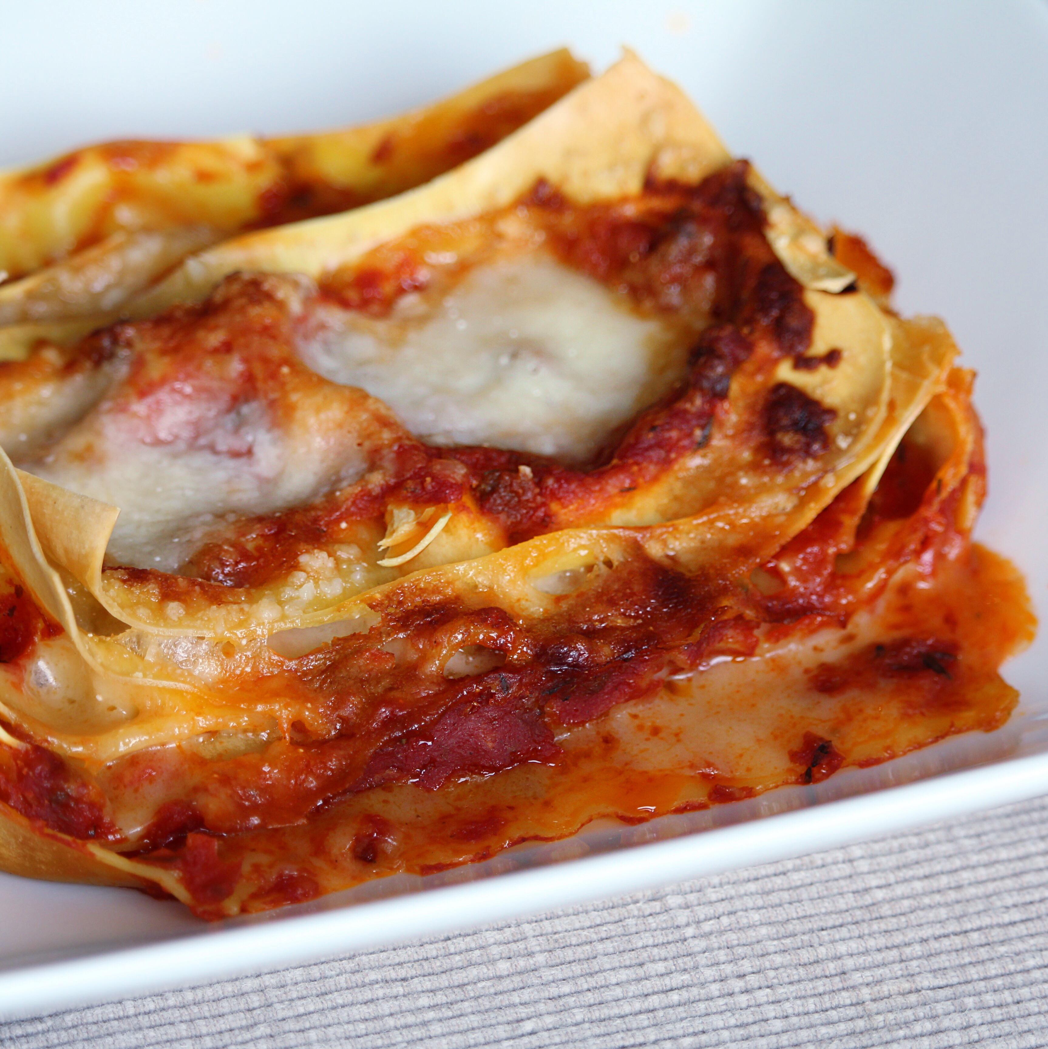 Lasagne Alla Bolognese Saporite