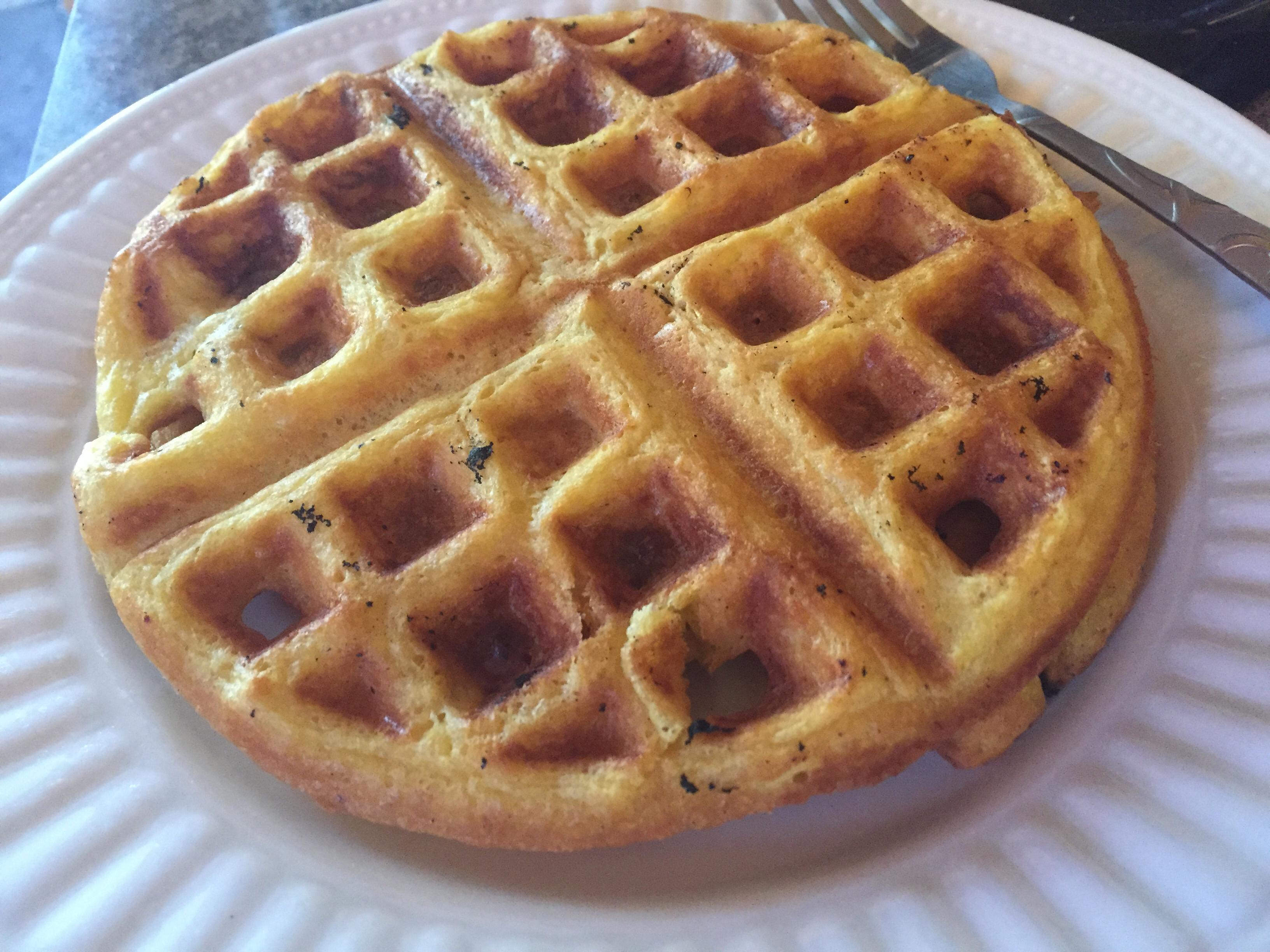 Buttermilk Prairie Waffles Megan Fiechtner
