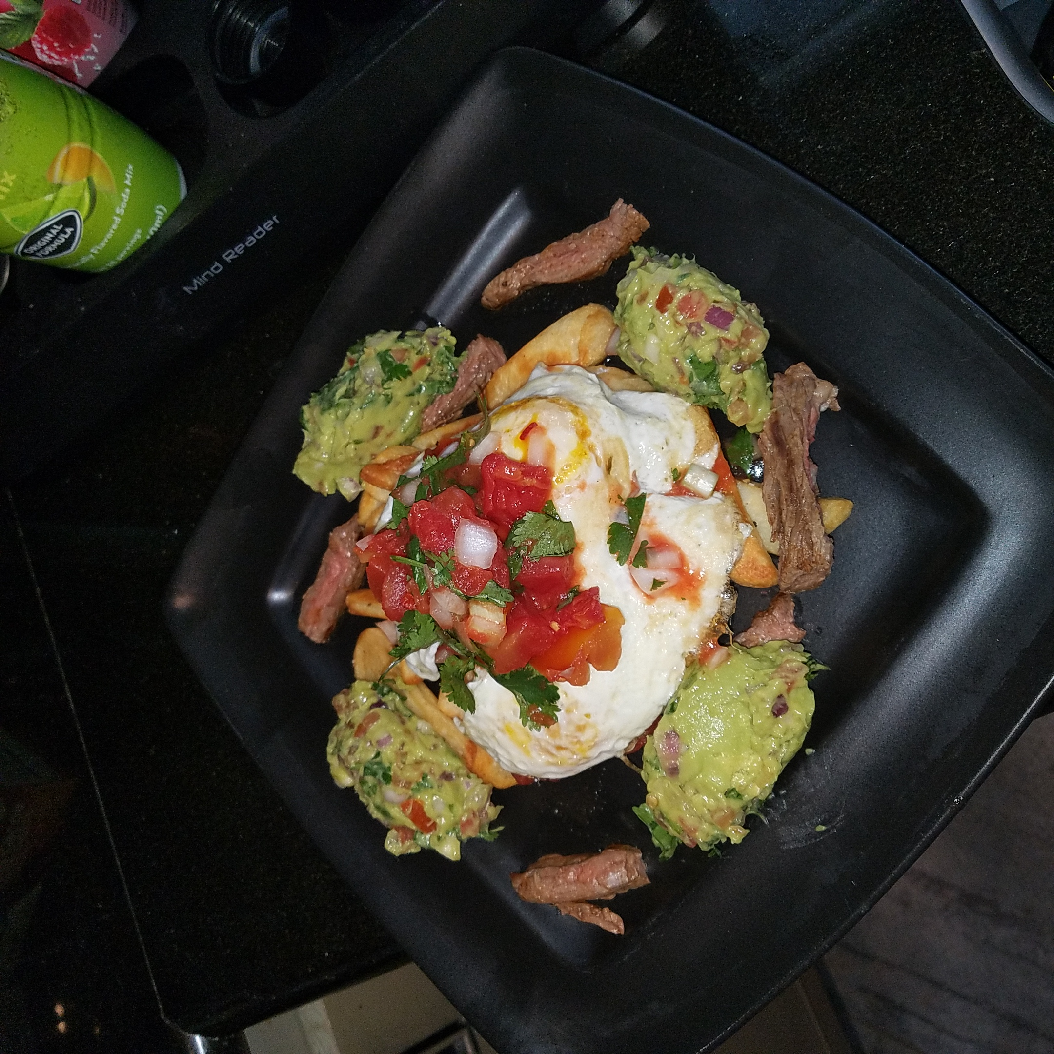 Carne Asada Breakfast Fries Clifford Hutson