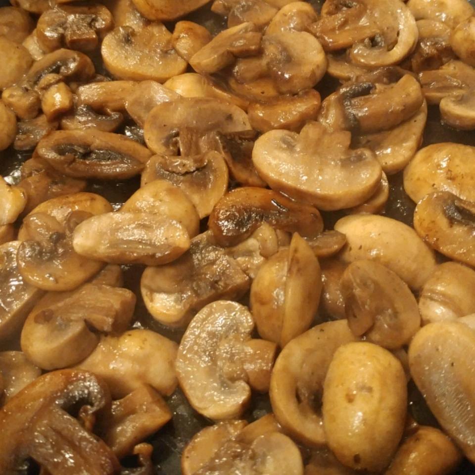 Last Minute Mushrooms