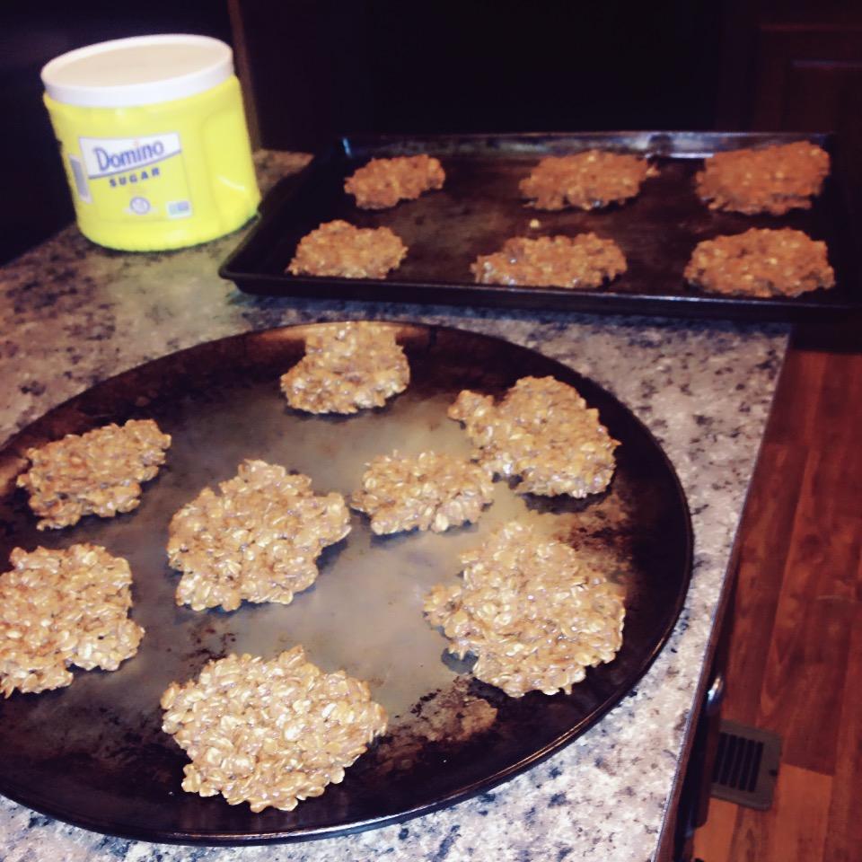 No Bake Cookies I