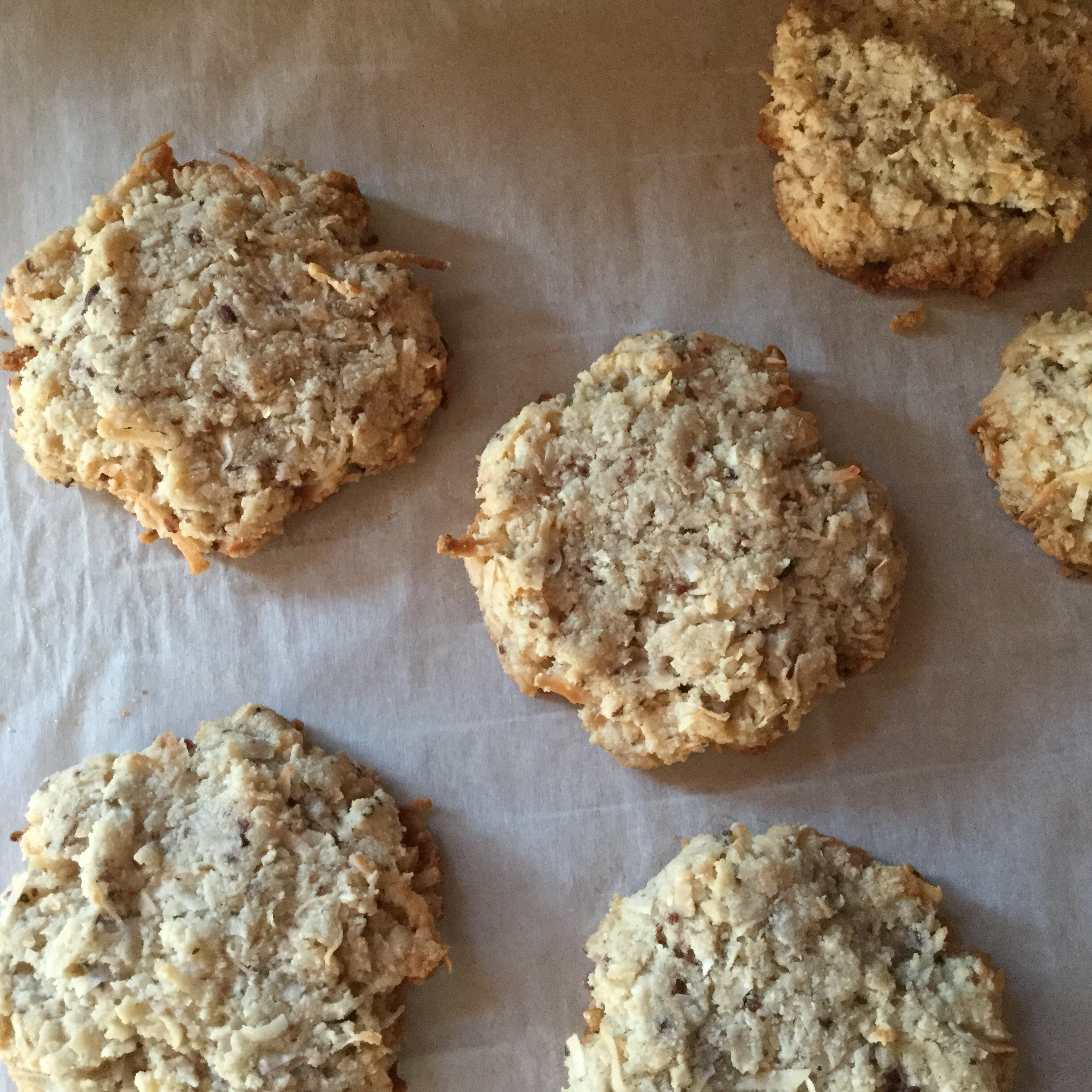 """This is a slightly sweet cookie with a texture that reminds me of a pecan sandy. It is a perfect dessert for those on a low-carb or keto diet,"" says recipe creator Melanie. ""For best taste, refrigerate before serving."""