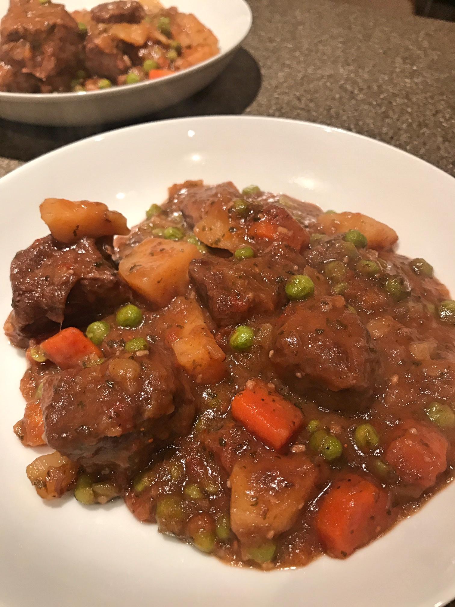 Beef Stew V Ignazio Eterno