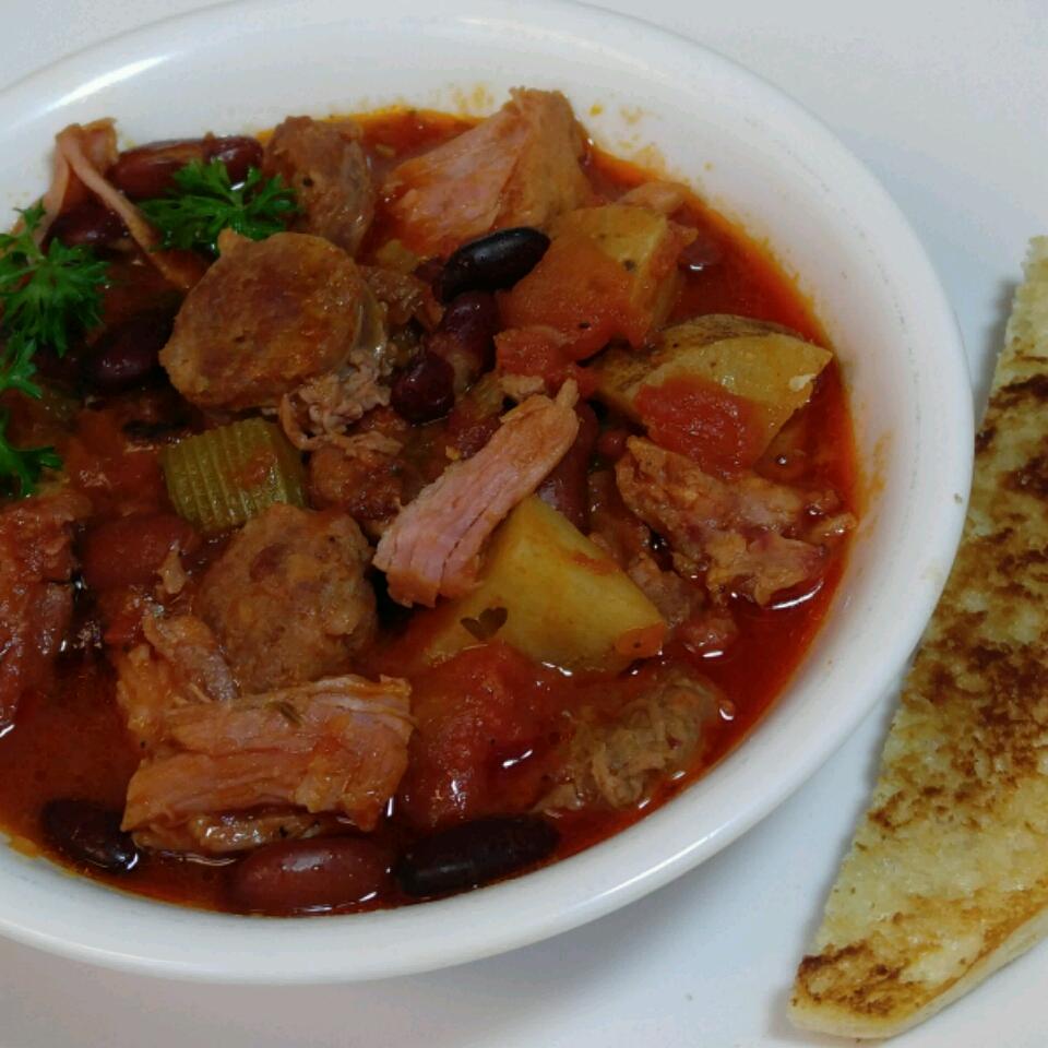 Ham and Bean Soup I Kraig