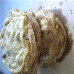 Butterscotch Potato Chip Cookies