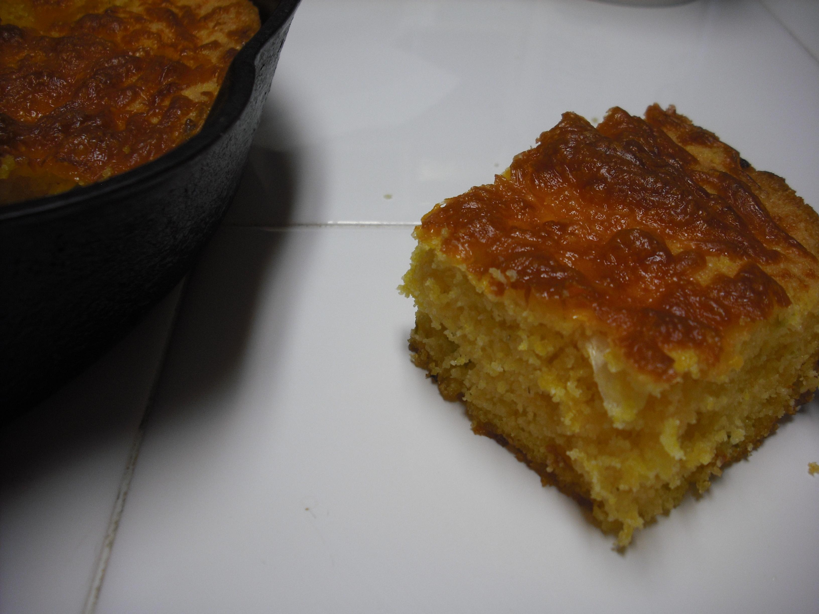 Mrs. Patti's Mexican Cornbread Rosemary Mattson