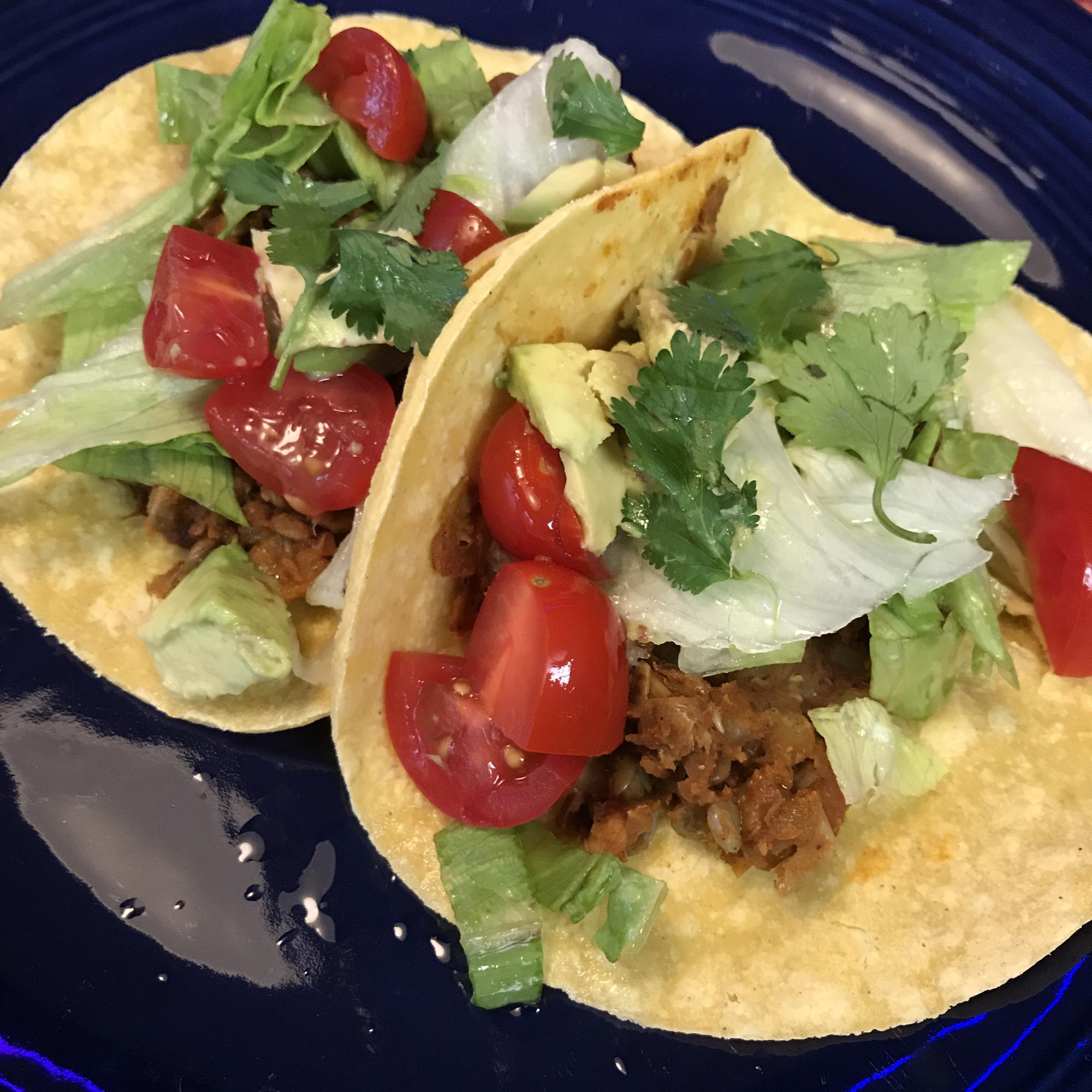 Lentil Tacos Michelle Cohen