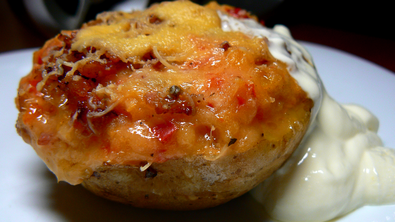 Southwestern Style Twice Baked Potatoes Theodore Utkin
