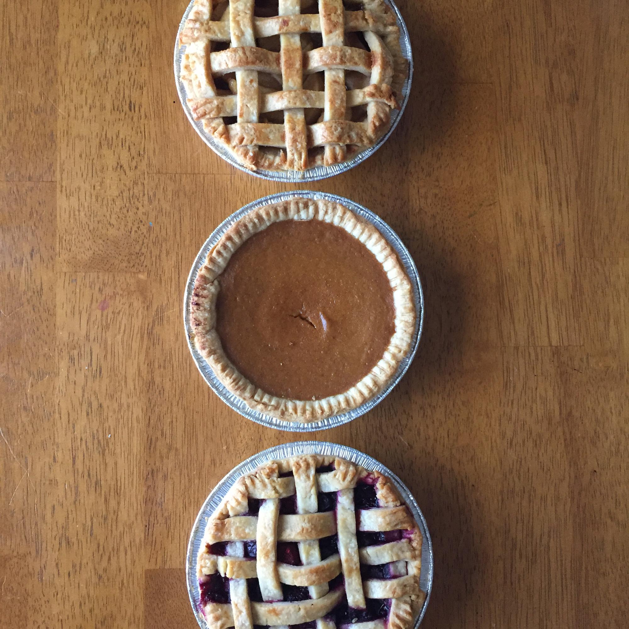 Ruth's Grandma's Pie Crust Lesley J.