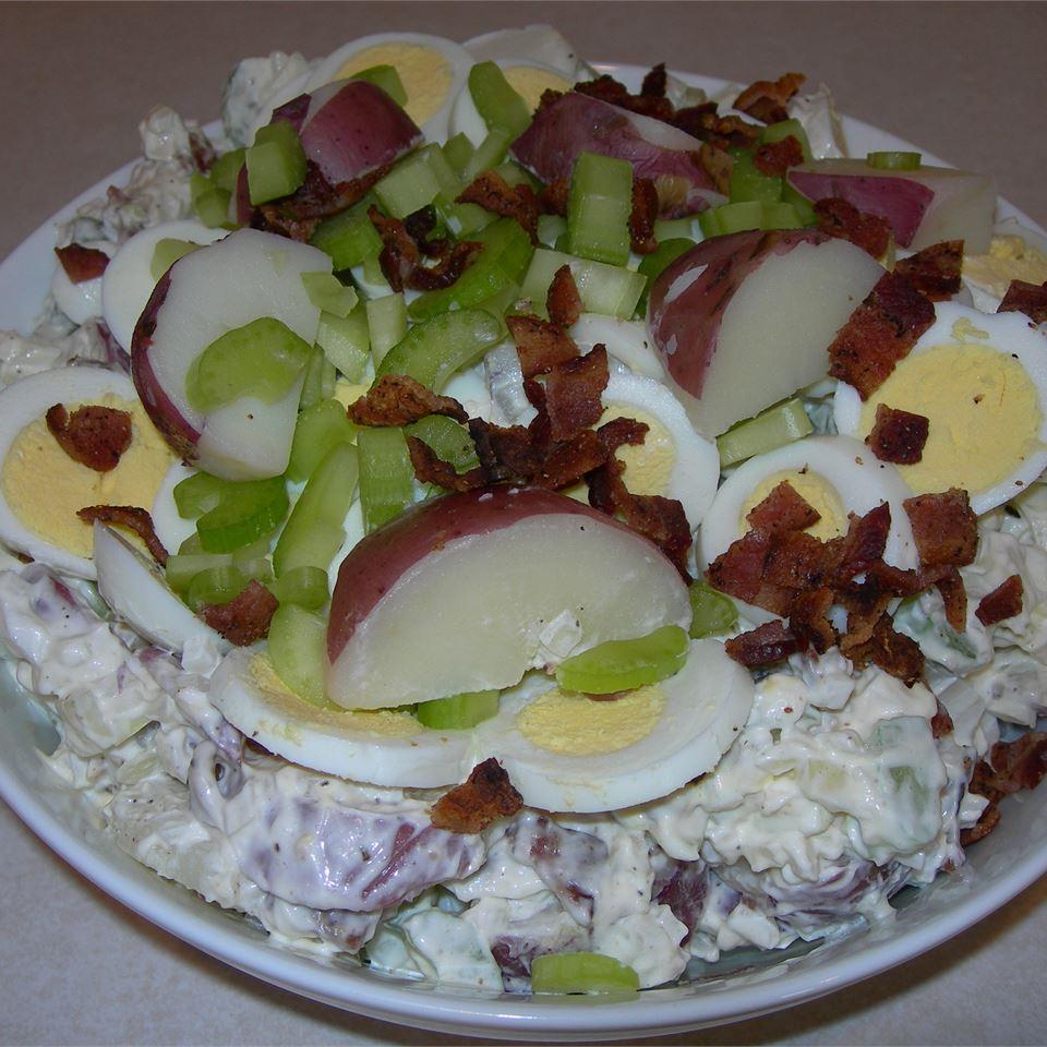 Red Skinned Potato Salad