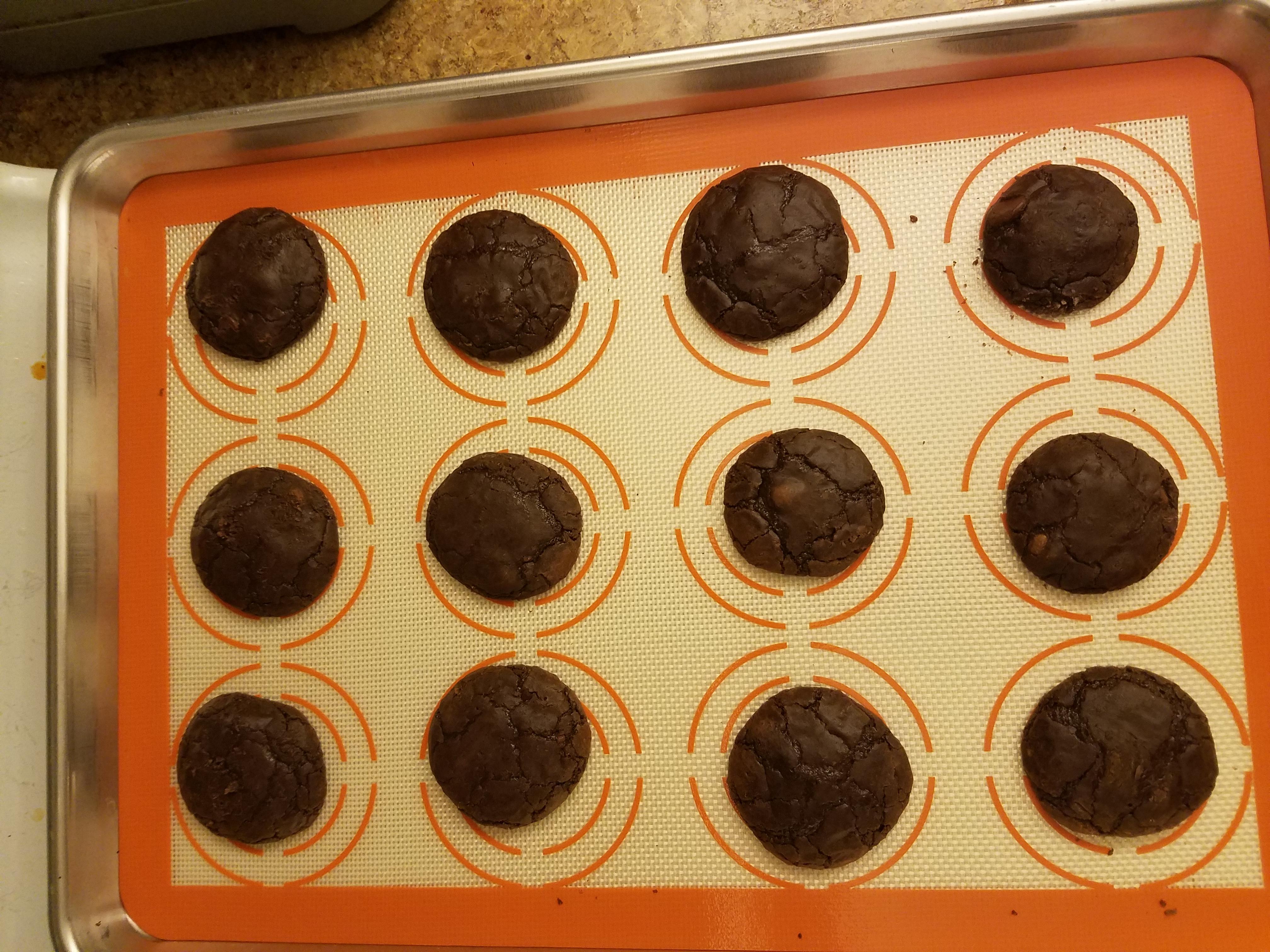 Easy Brownie Mix Cookies Shivonne Lee Hernandez