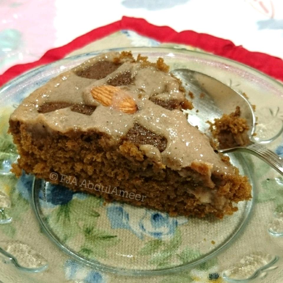 Molasses Cake Tulipmania