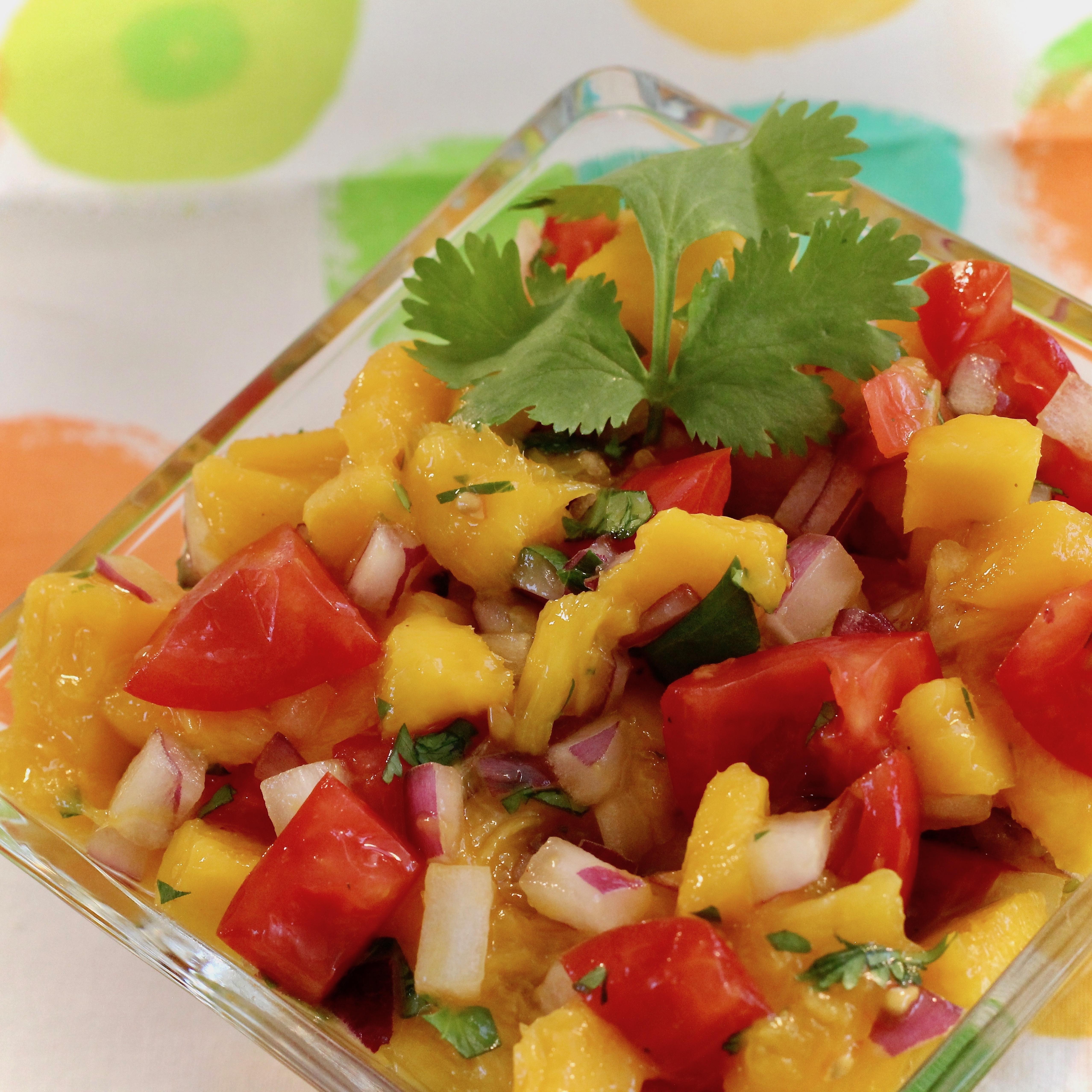 Refreshing Mango Chutney