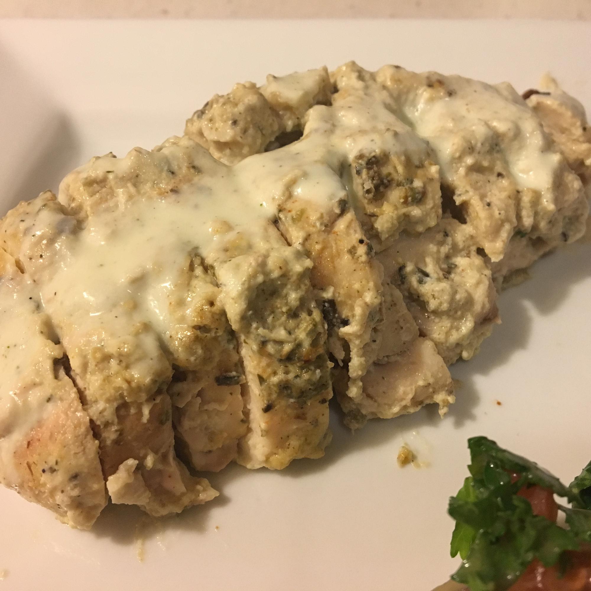 Tzatziki Chicken jhennCruz