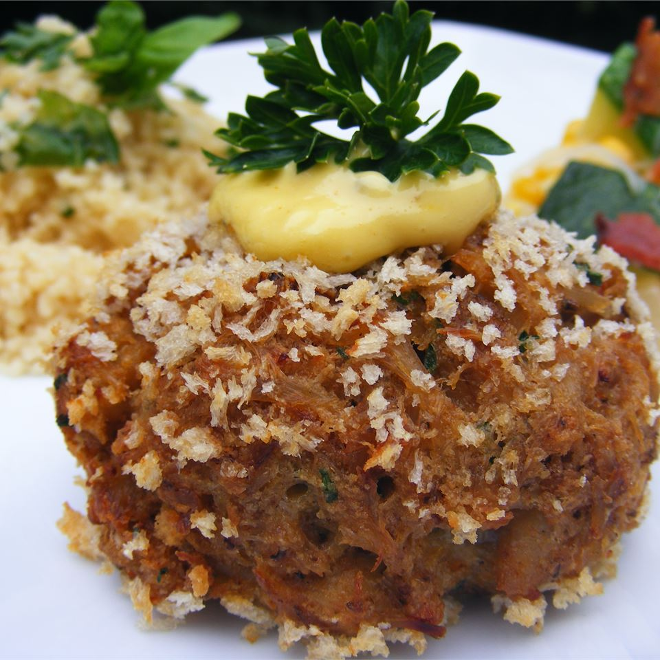 Baked Maryland Lump Crab Cakes abapplez