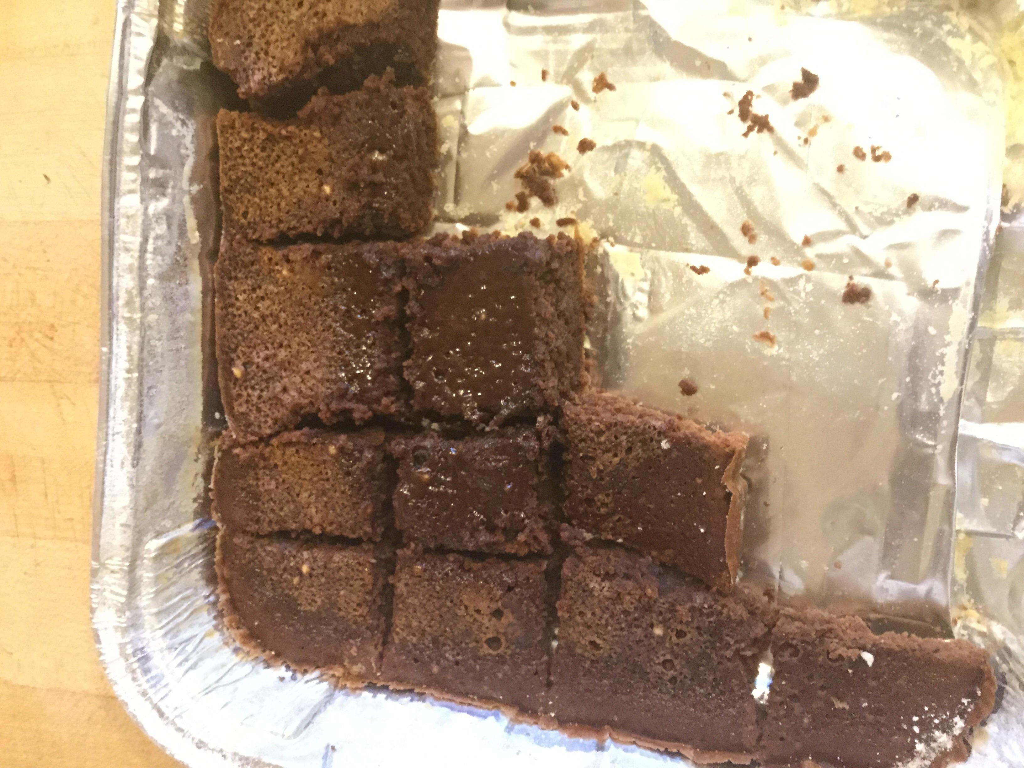 Sugar Free Brownies Briana Del Oro