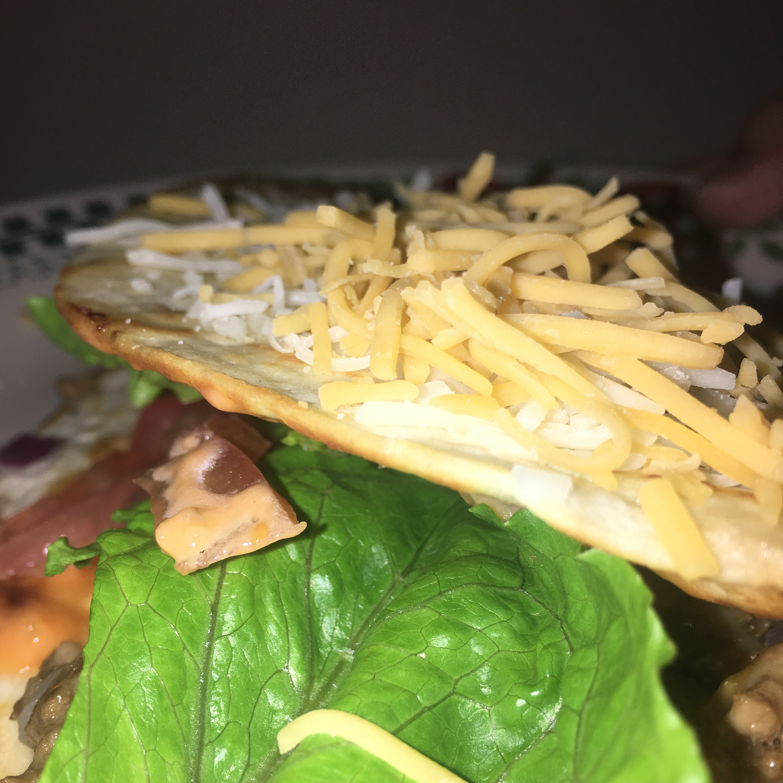 Cheeseburger Quesadillas Allyson Waddles Kisserr