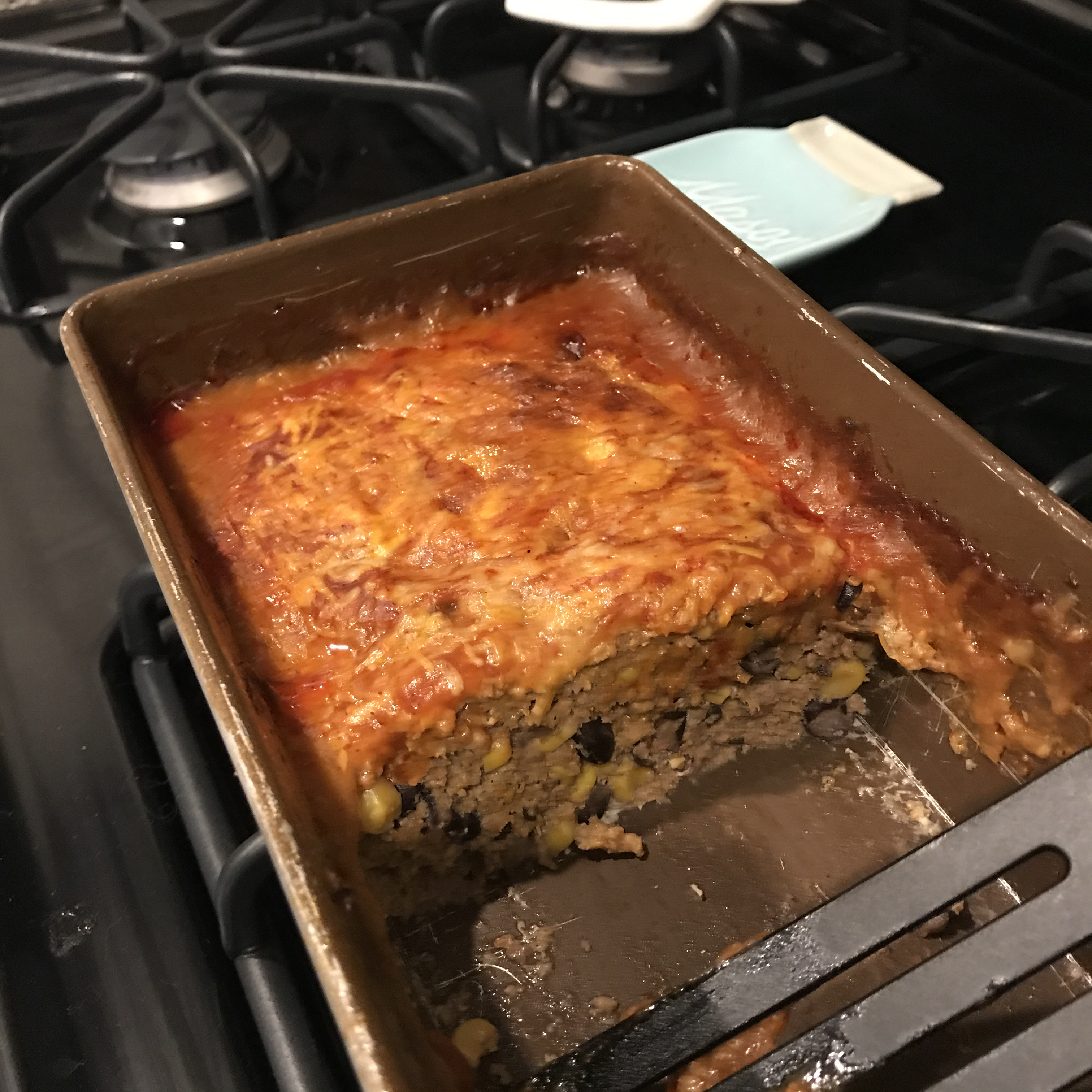 Lighter Mexican Meatloaf Aynsley Pagán