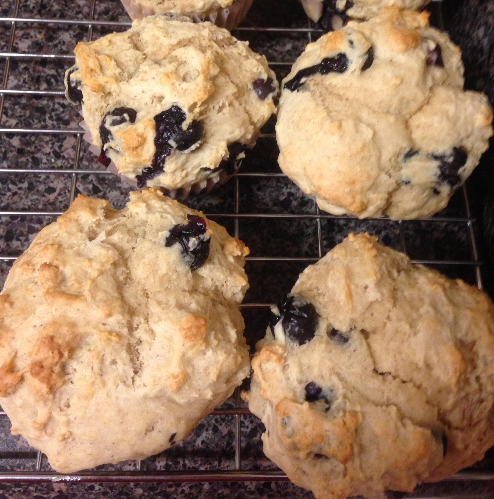 Basic Buttermilk Muffins