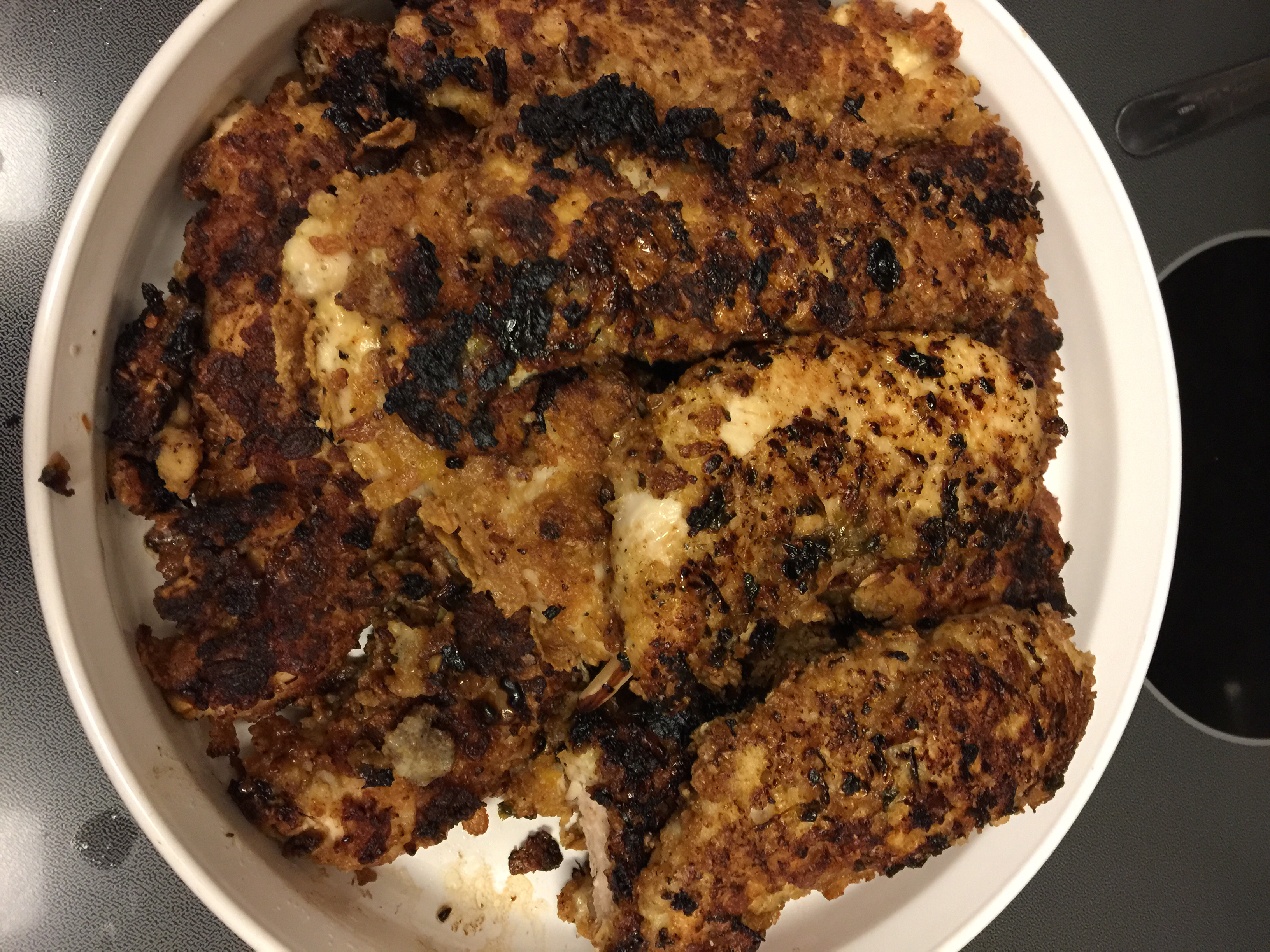 Crunchy Ranch Chicken Tenders Mom