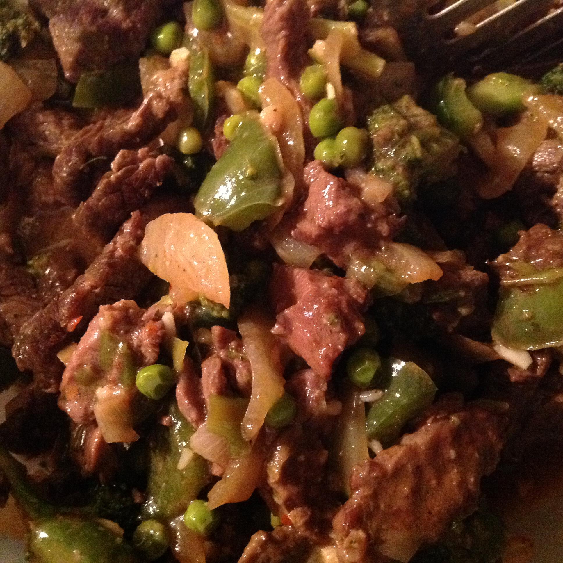 Szechuan Beef