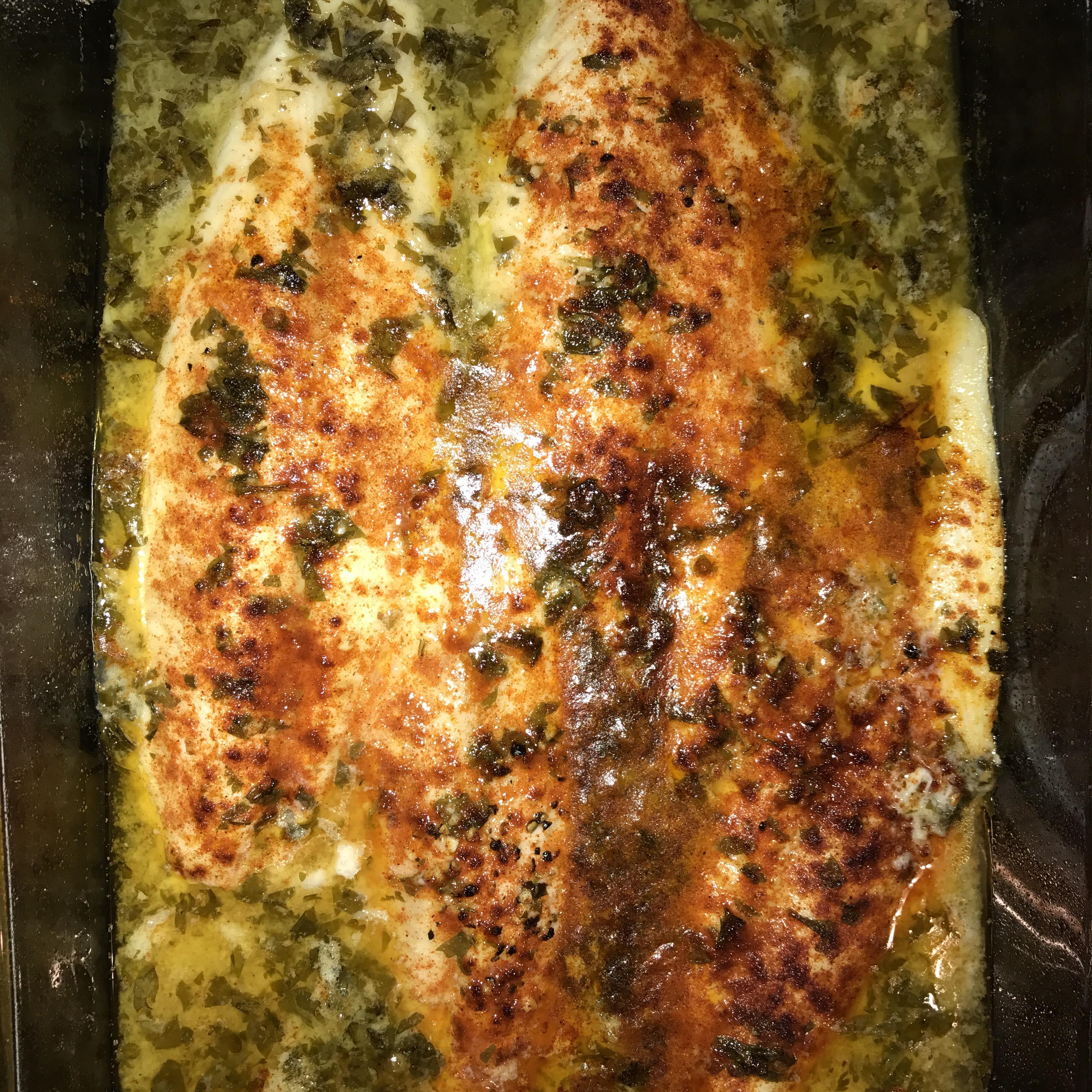 Seasoned Swai Fish Fillet Dorie Berry