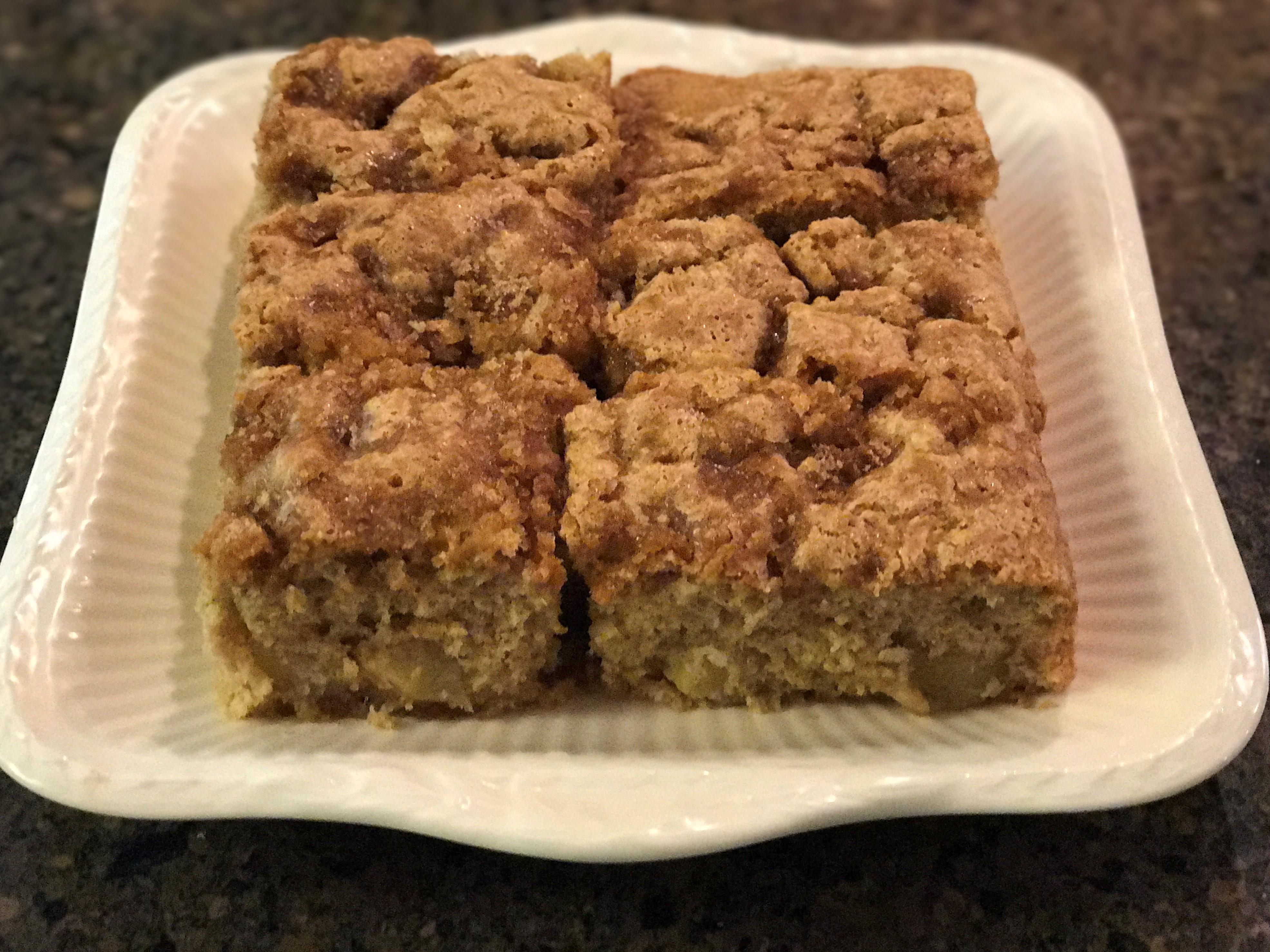 Apple Taffy Cake Karen