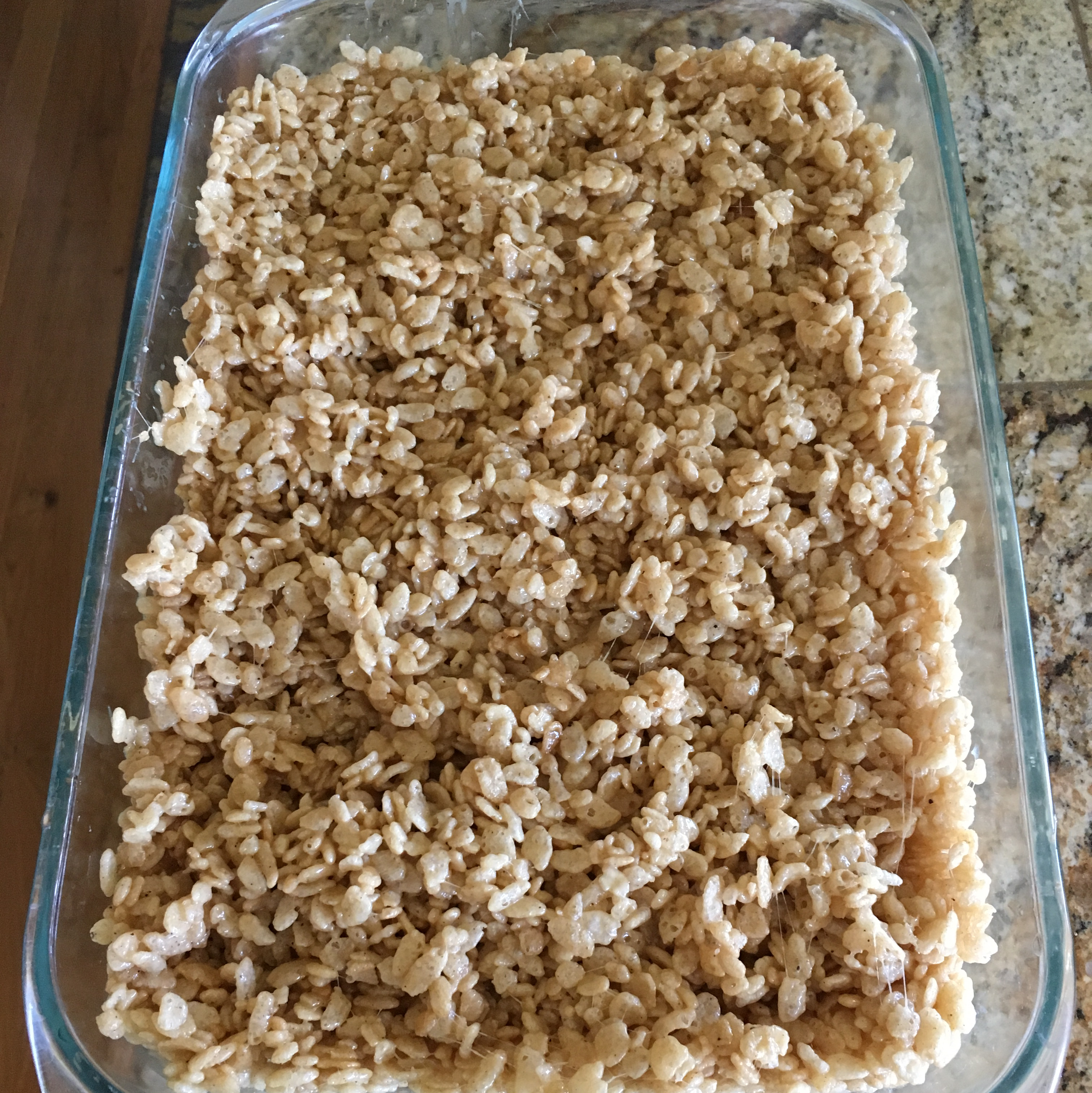 The Best Brown Butter Salted Rice Krispies® Treats ChemChef
