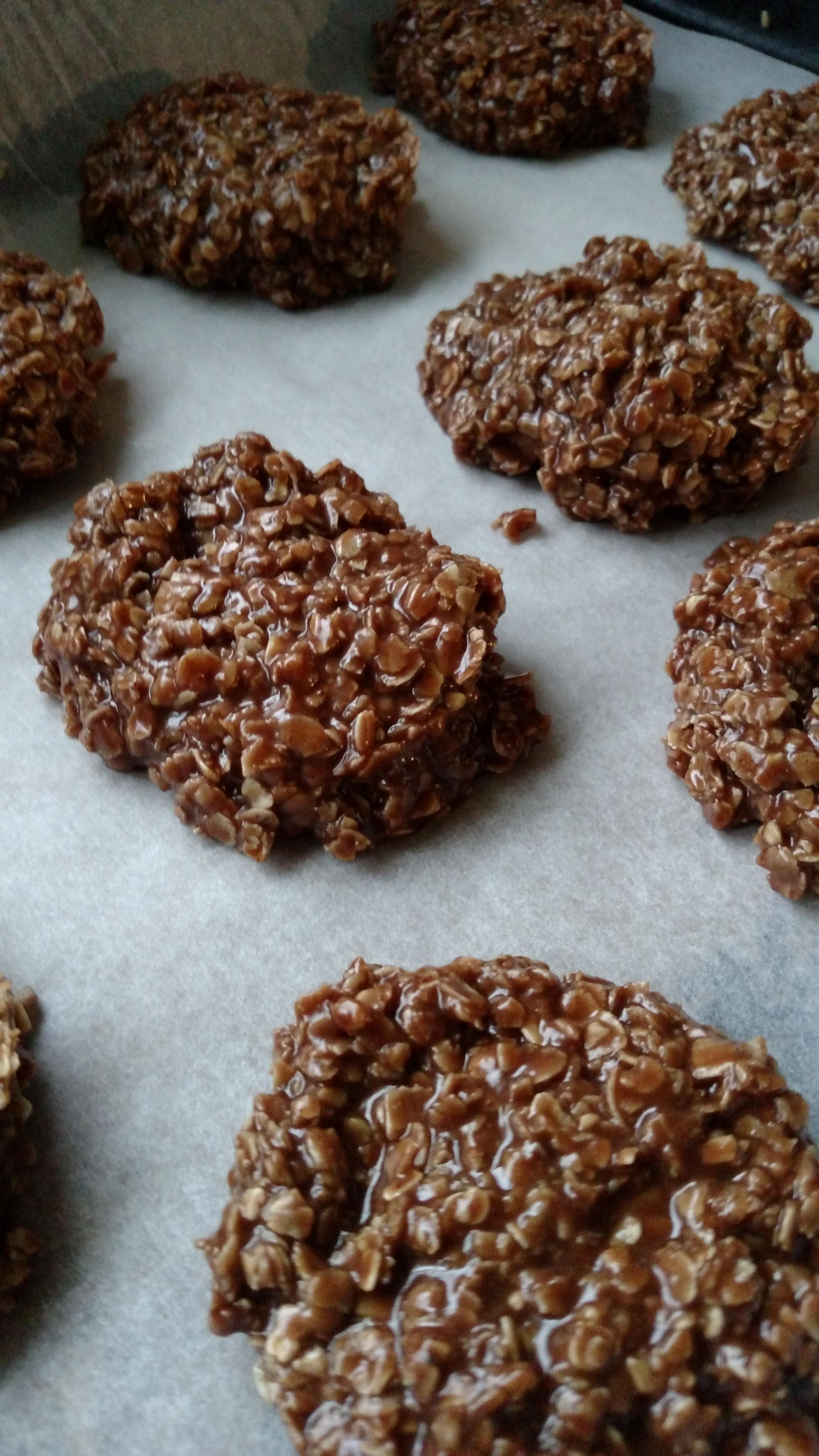 No Bake Cookies V Susan Blahnik