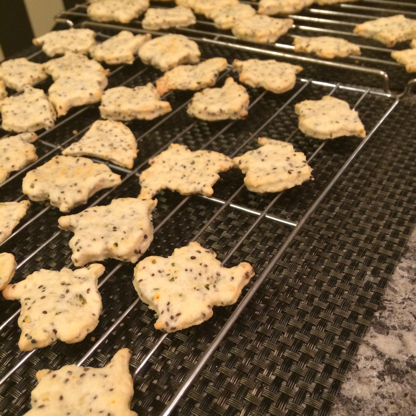 Homemade Artisan Crackers jdempseydesign