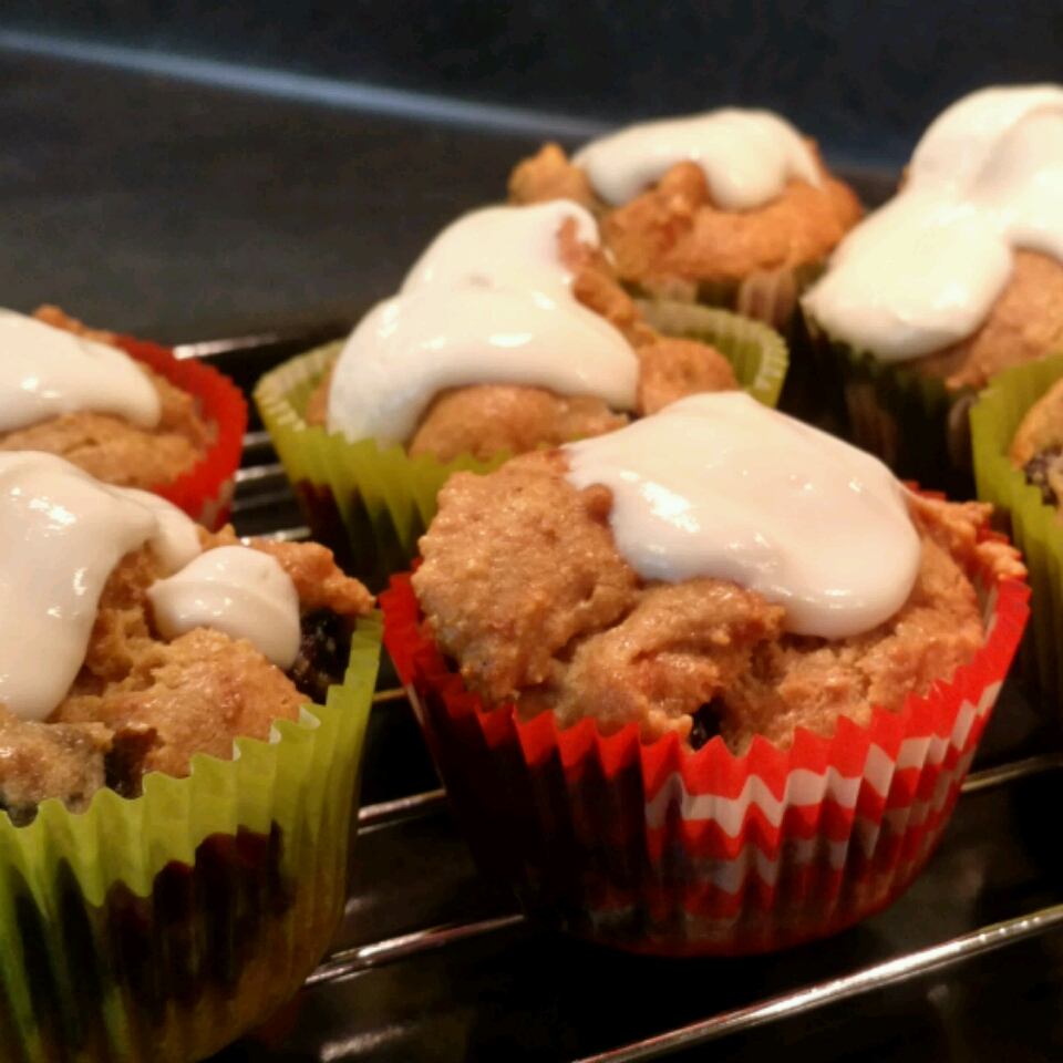 Paleo Blueberry Lemon Muffins Lowcarb Cook