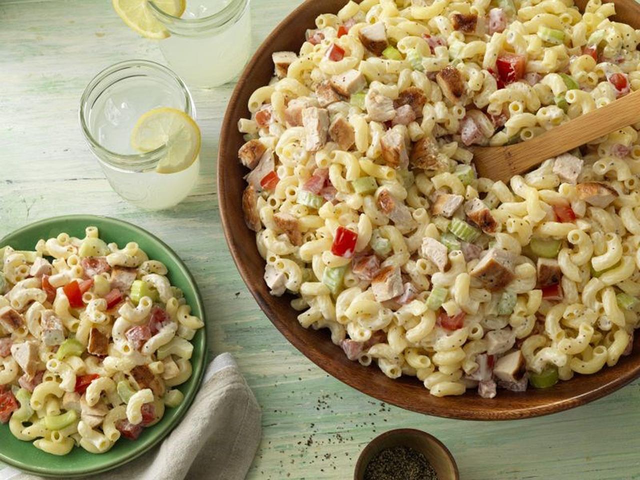 Mom's Homestyle Barilla® Gluten Free Macaroni Salad Barilla Canada