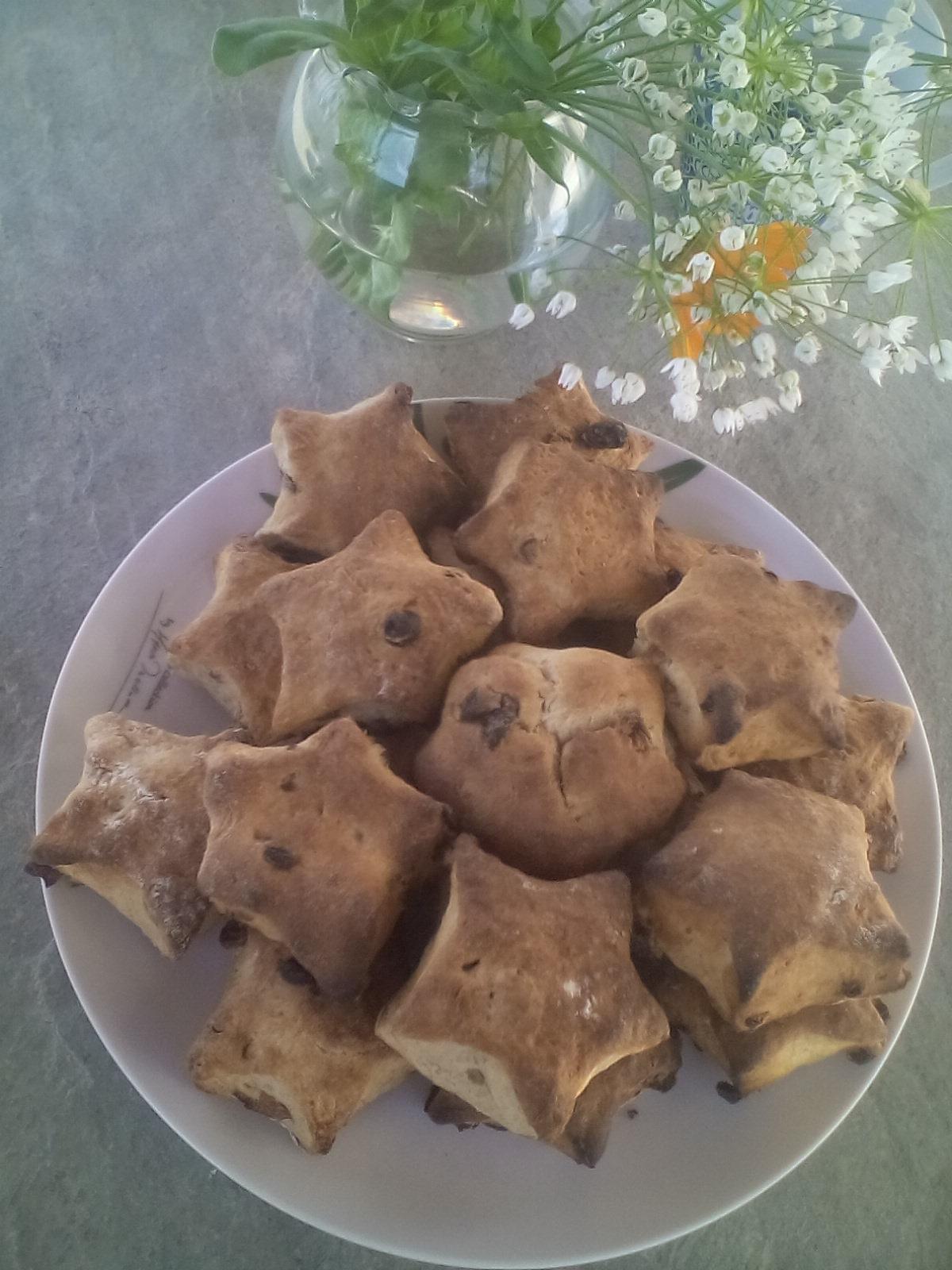 Cinnamon Sour Cream Biscuits
