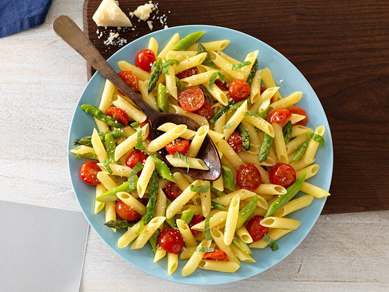 Barilla® Gluten Free Penne with Sauteed Veggies