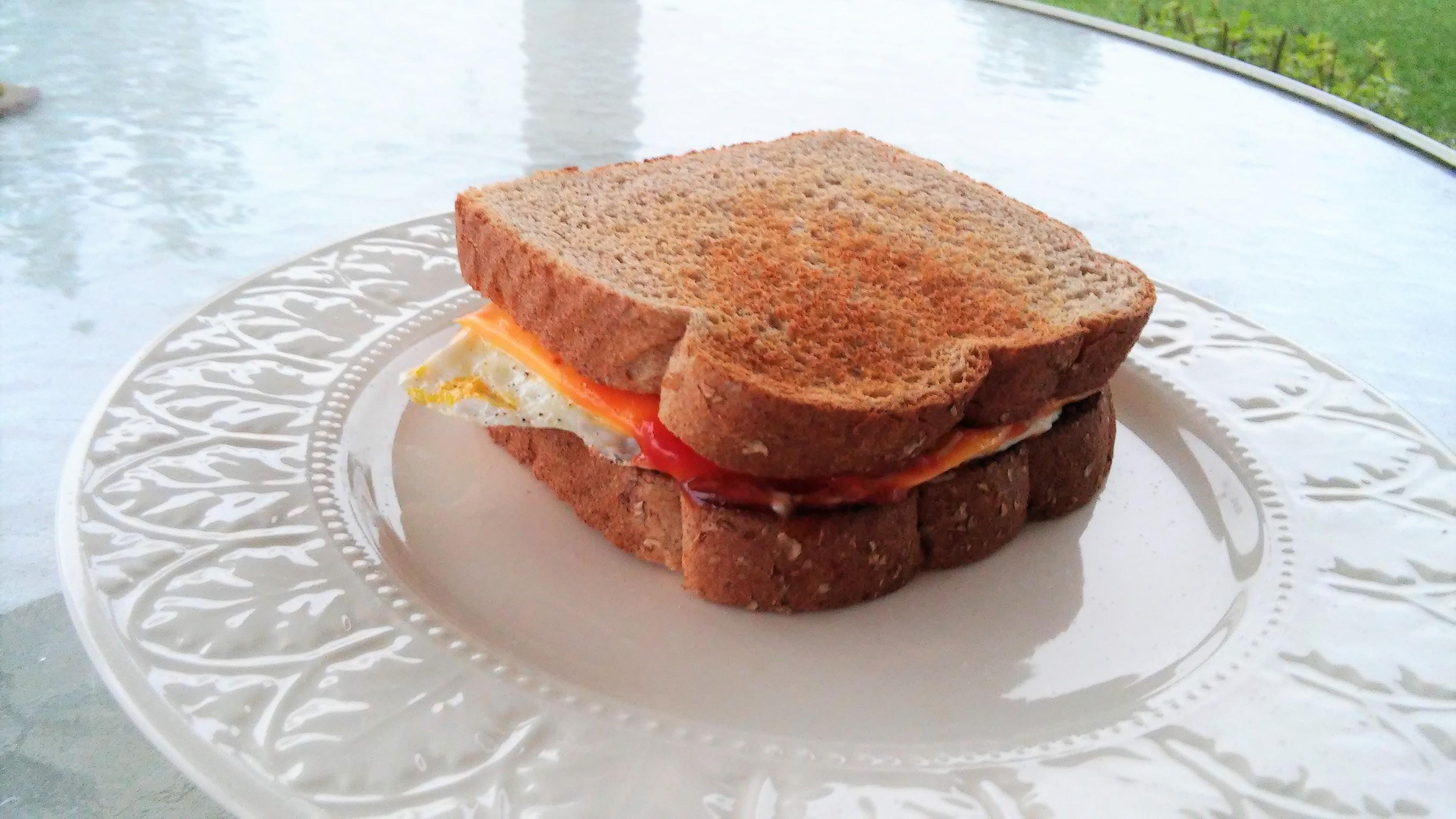 Fried Egg Sandwich Tammy Lynn