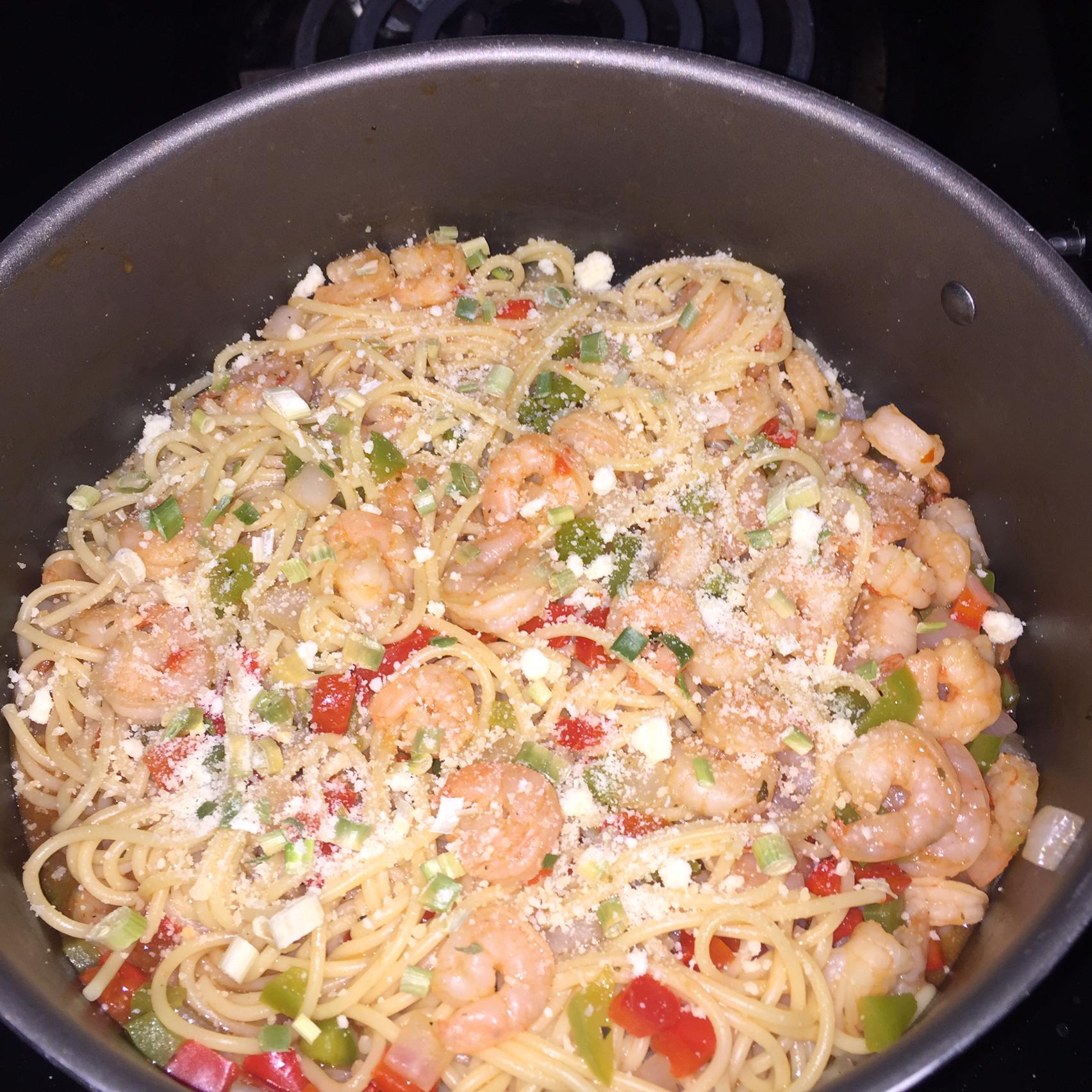 Cajun Spaghetti Lynette L