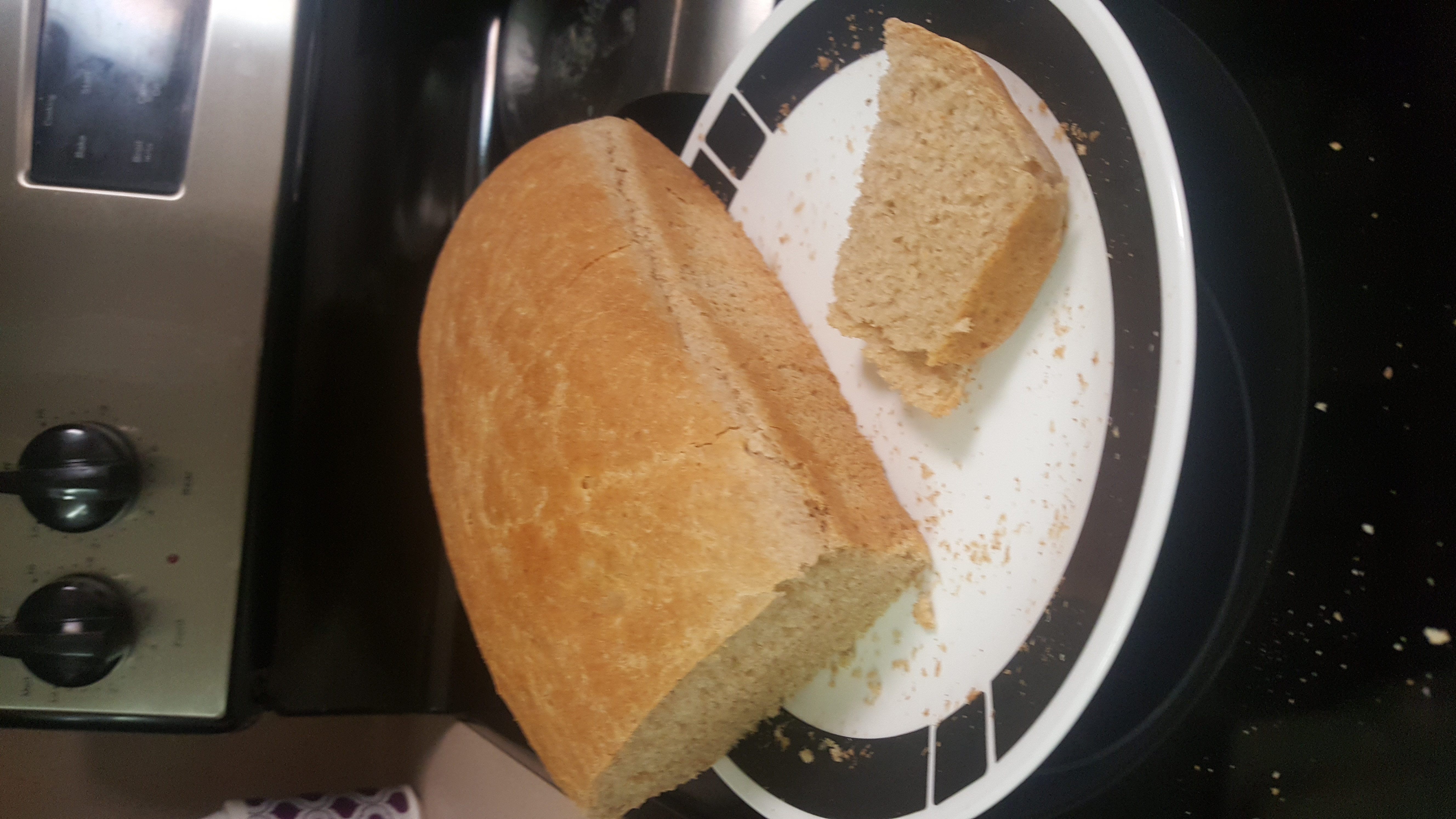 Sweet Wheat Bread Kimberly Gries