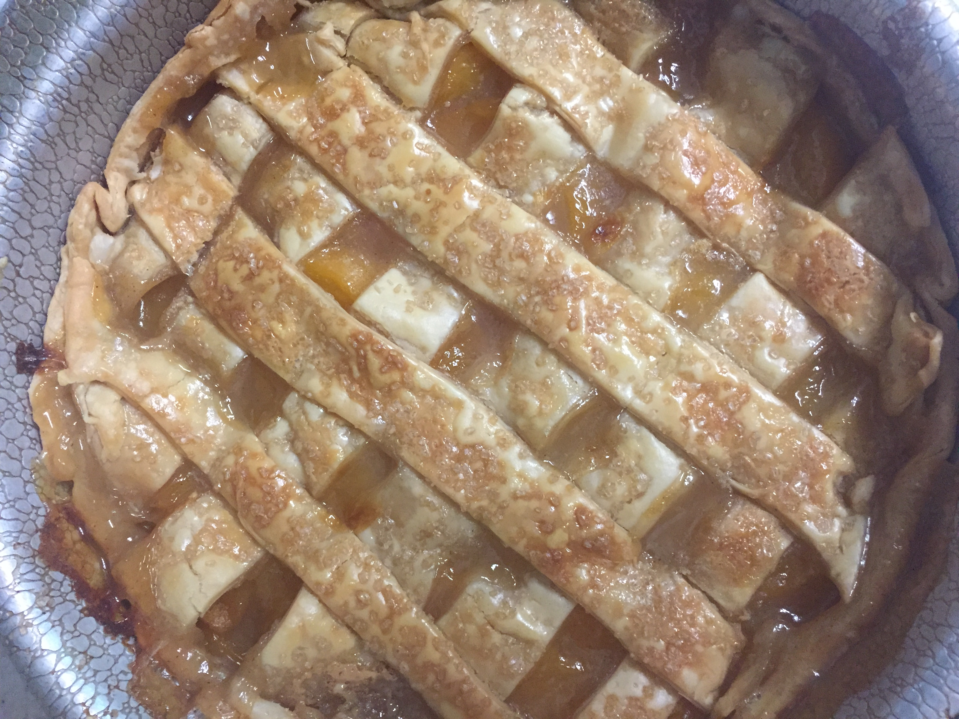 Chef John's Peach Pie Carey