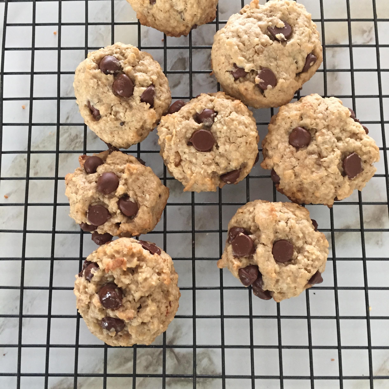 Oatmeal Raisin Cookies IX Ketsey