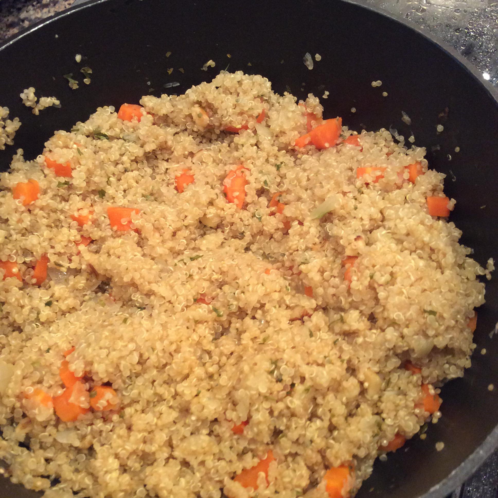 Quinoa Pilaf Sonia