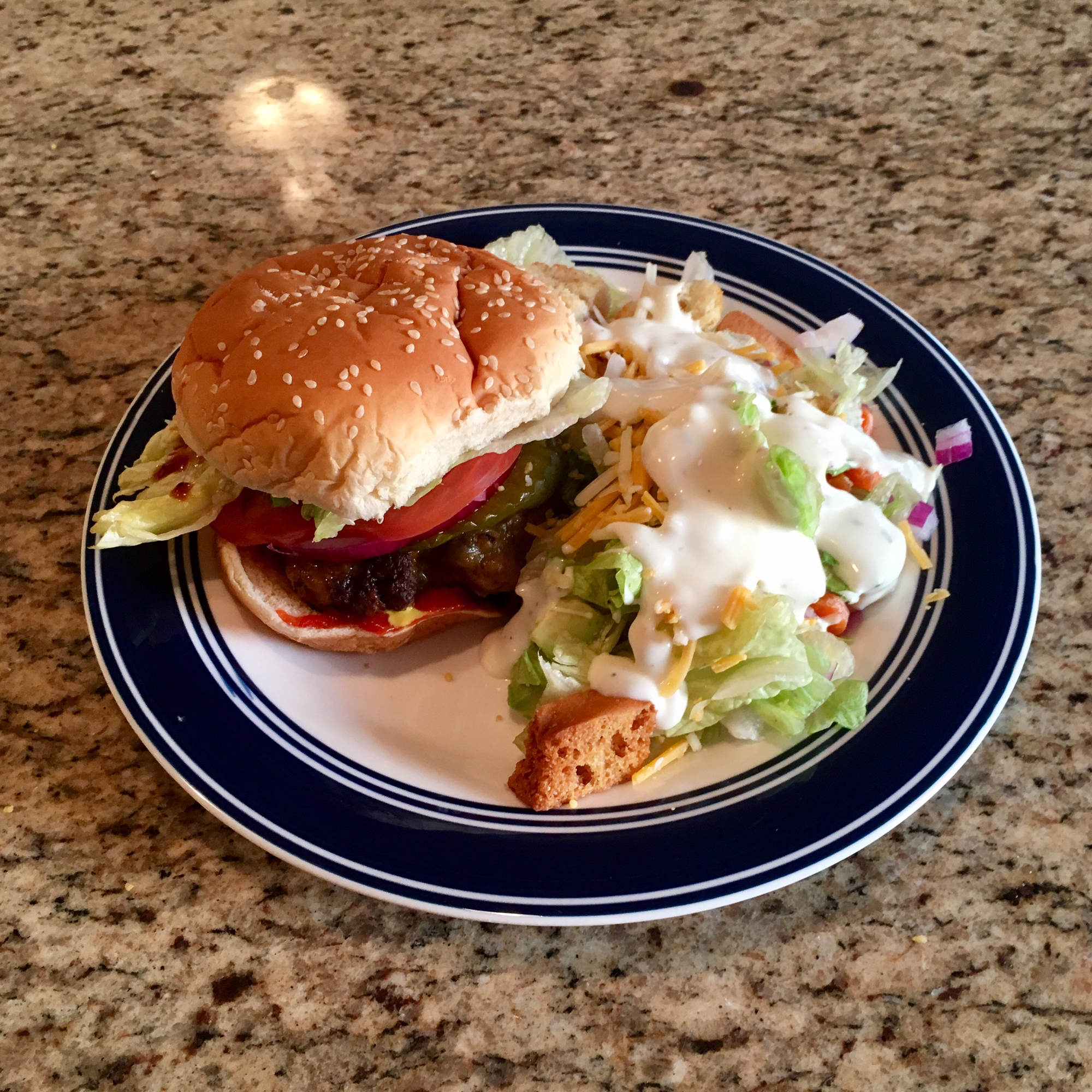 Bacon Cheeseburgers Tess Sullivan