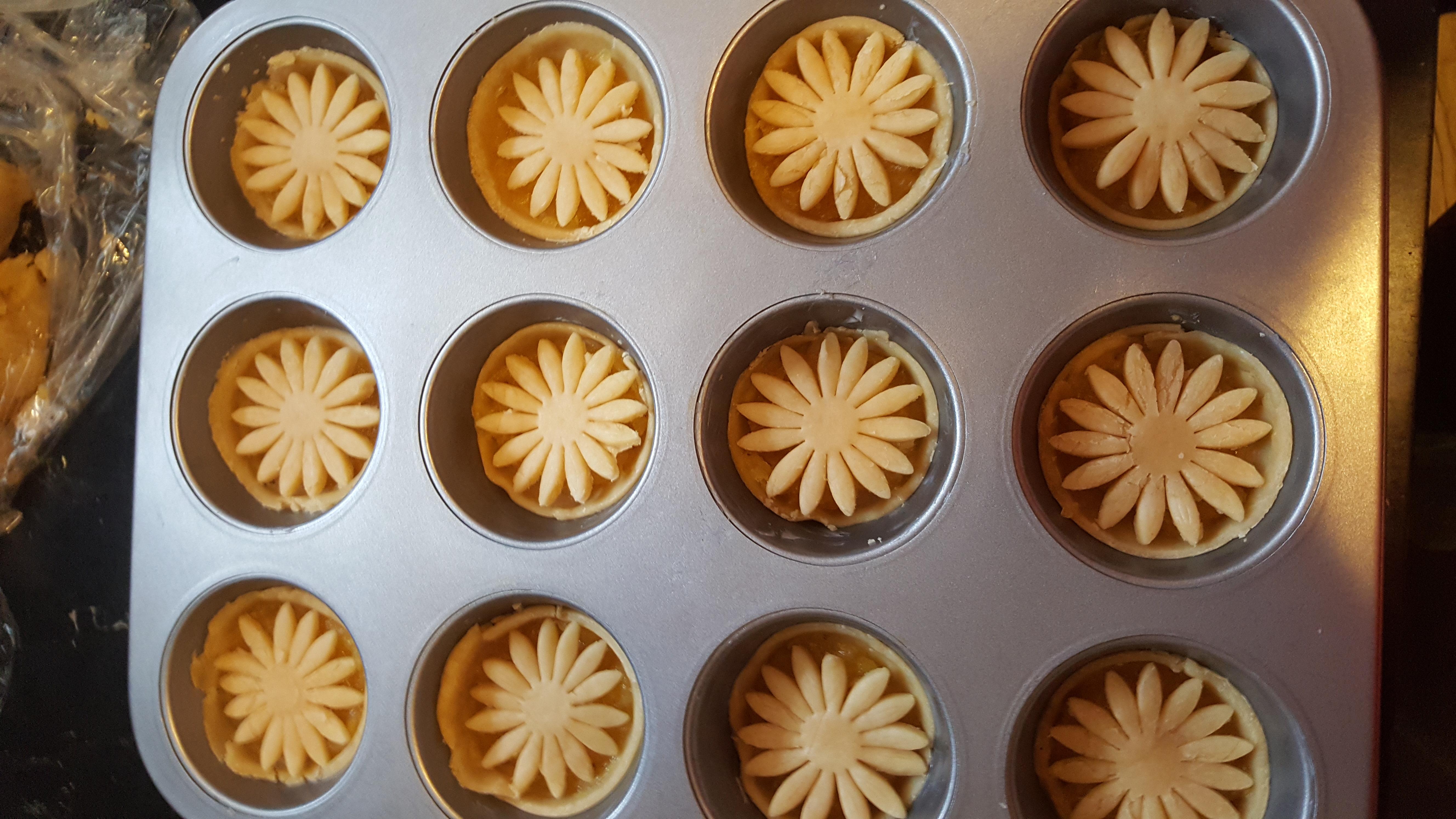 Pineapple Tarts Marilyn